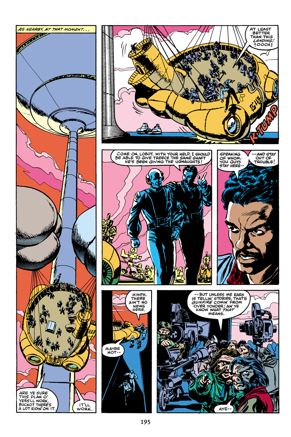 Read online Star Wars Omnibus comic -  Issue # Vol. 16 - 193