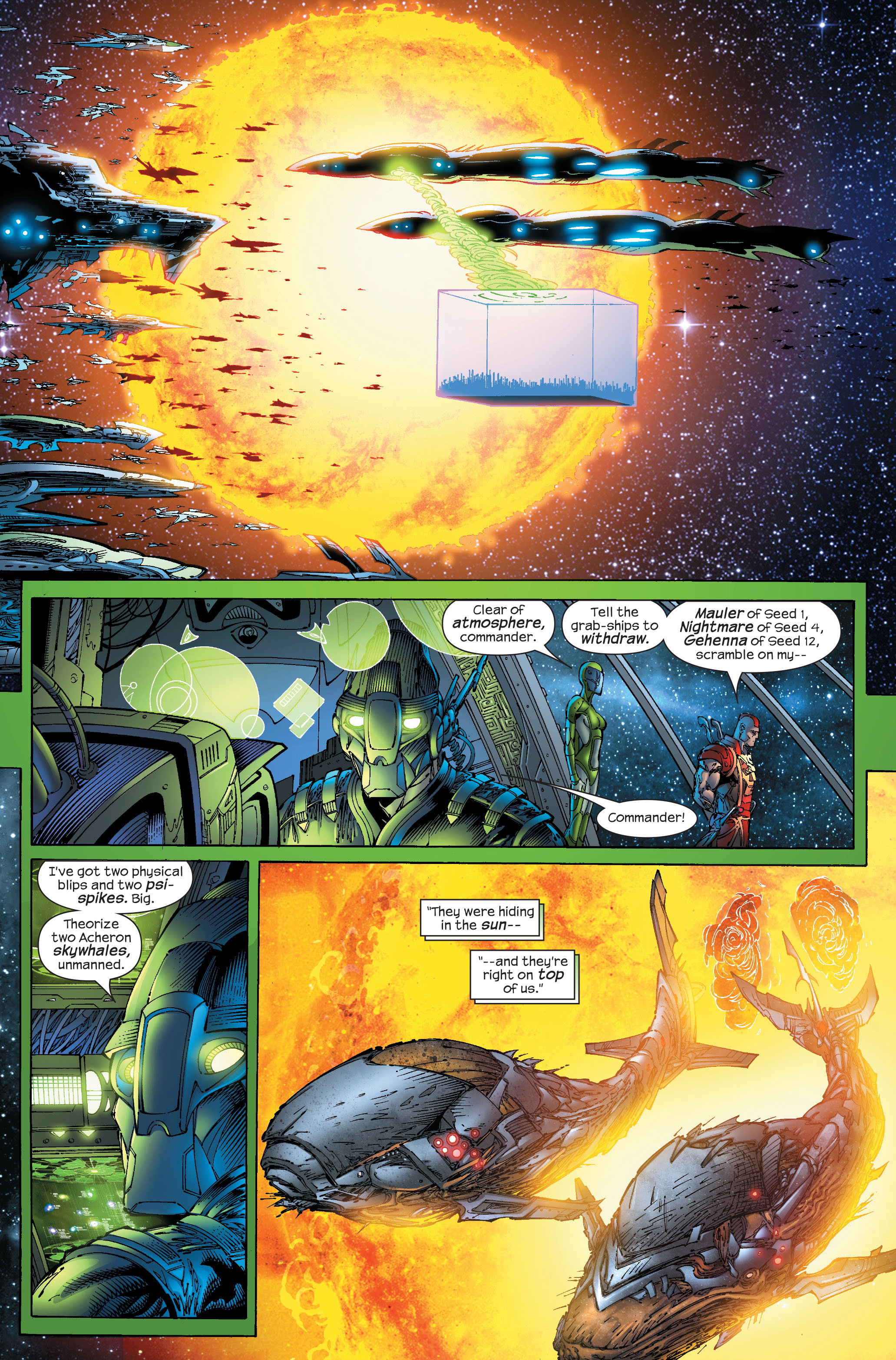 Read online Ultimate Fantastic Four (2004) comic -  Issue #51 - 4