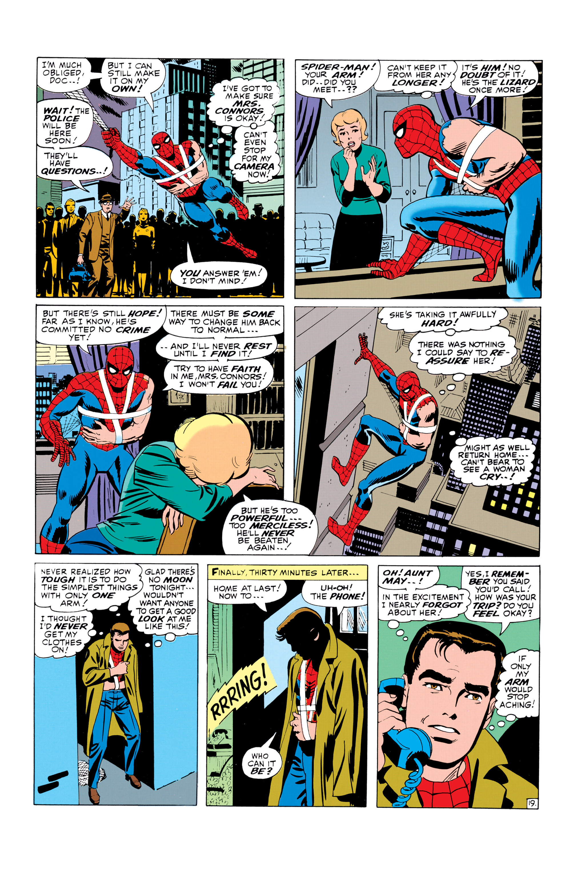 The Amazing Spider-Man (1963) 44 Page 19