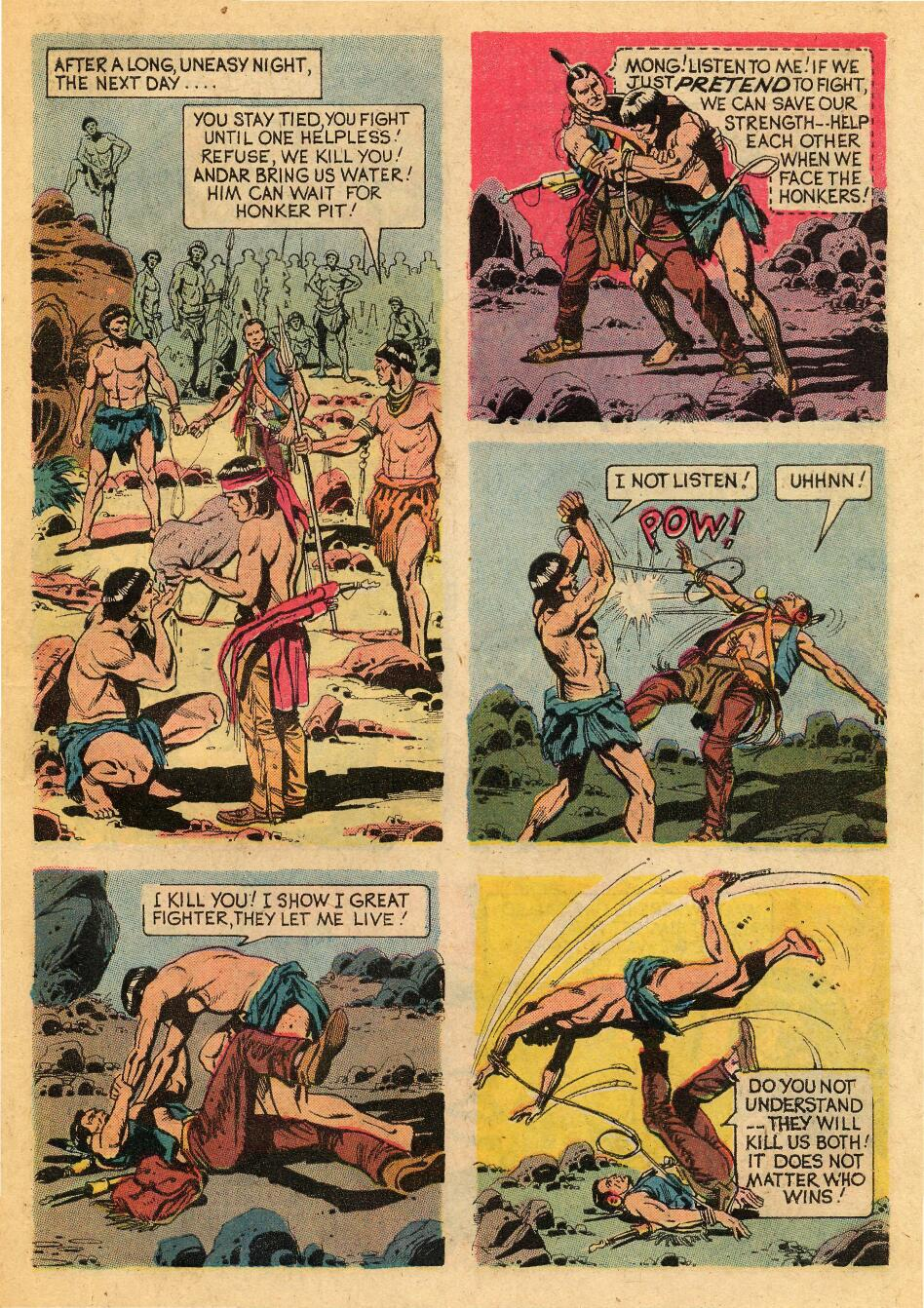Read online Turok, Son of Stone comic -  Issue #88 - 27