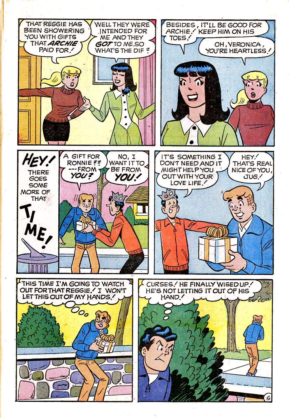 Read online Archie (1960) comic -  Issue #227 - 7