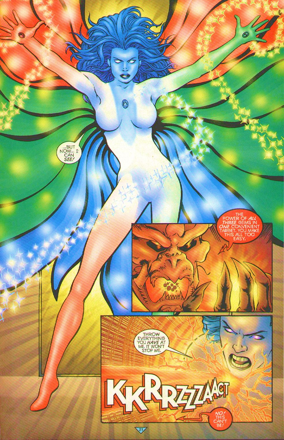 Read online Trinity Angels comic -  Issue #12 - 21