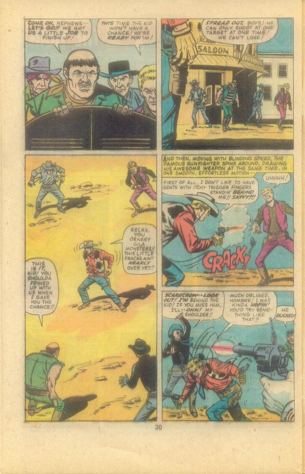 Kid Colt Outlaw issue 194 - Page 32