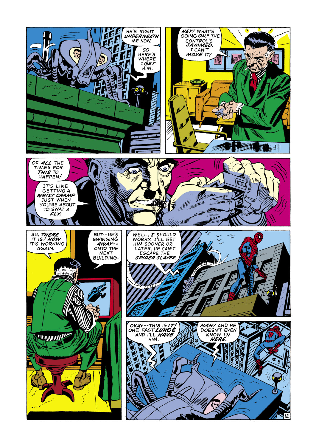 The Amazing Spider-Man (1963) 105 Page 12
