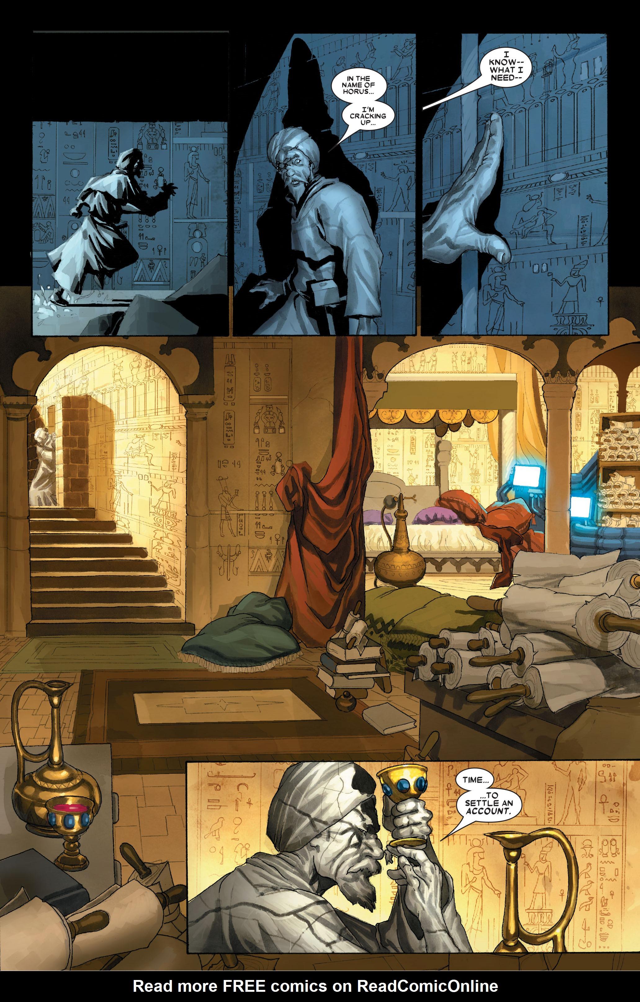 X-Men (1991) 184 Page 8