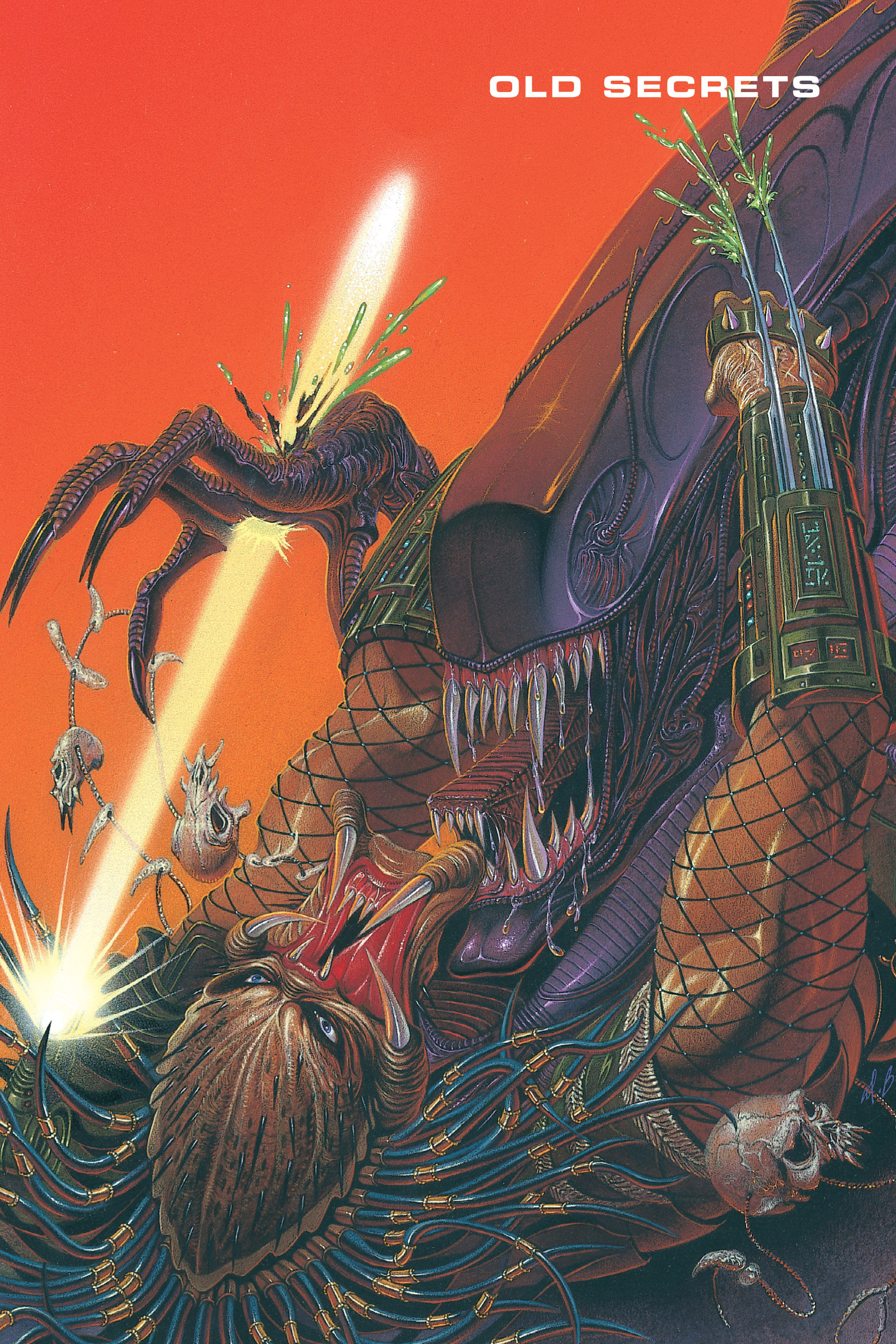 Read online Aliens vs. Predator Omnibus comic -  Issue # _TPB 1 Part 4 - 117