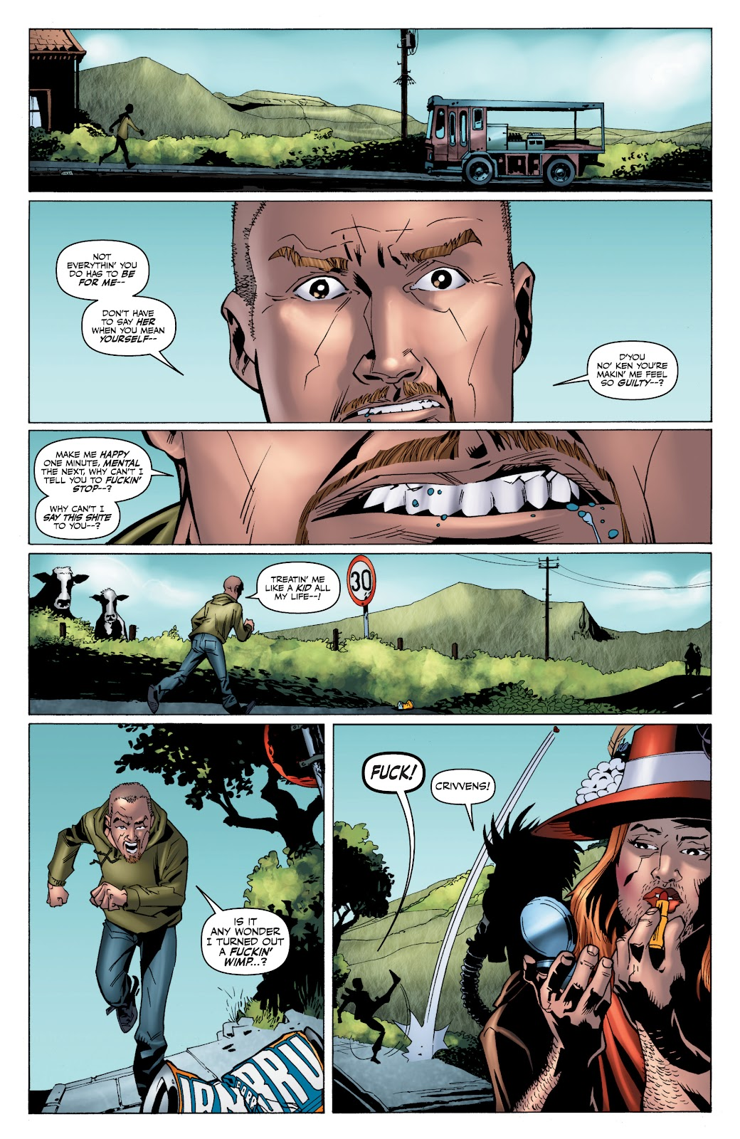 Read online The Boys Omnibus comic -  Issue # TPB 4 (Part 3) - 73