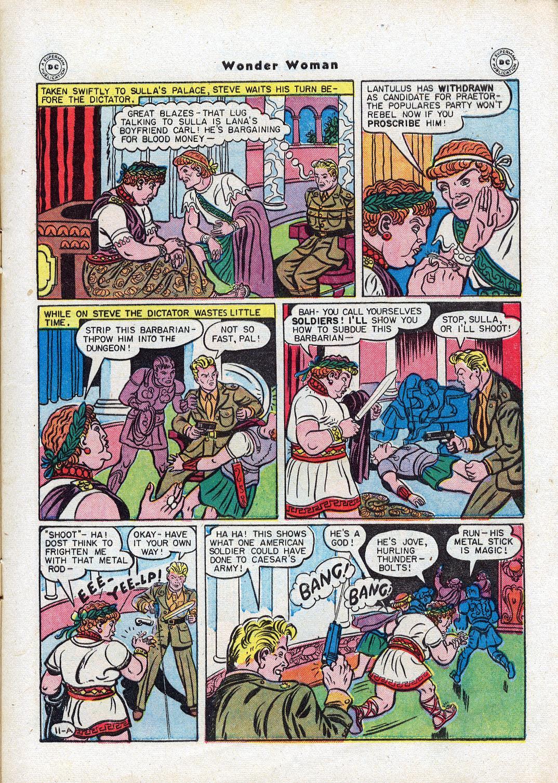 Read online Wonder Woman (1942) comic -  Issue #17 - 13