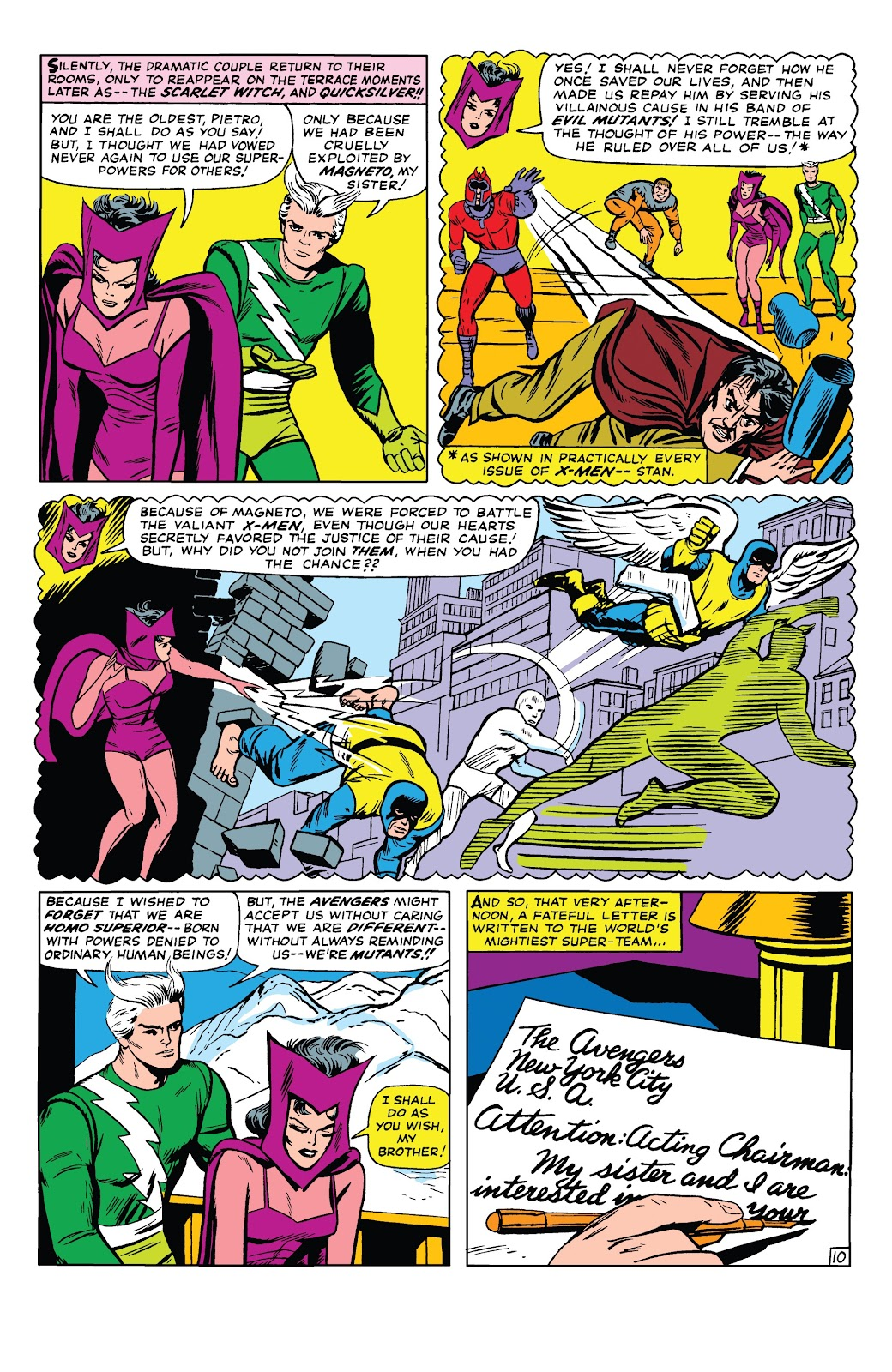 Read online Marvel Tales: Avengers comic -  Issue # Full - 15