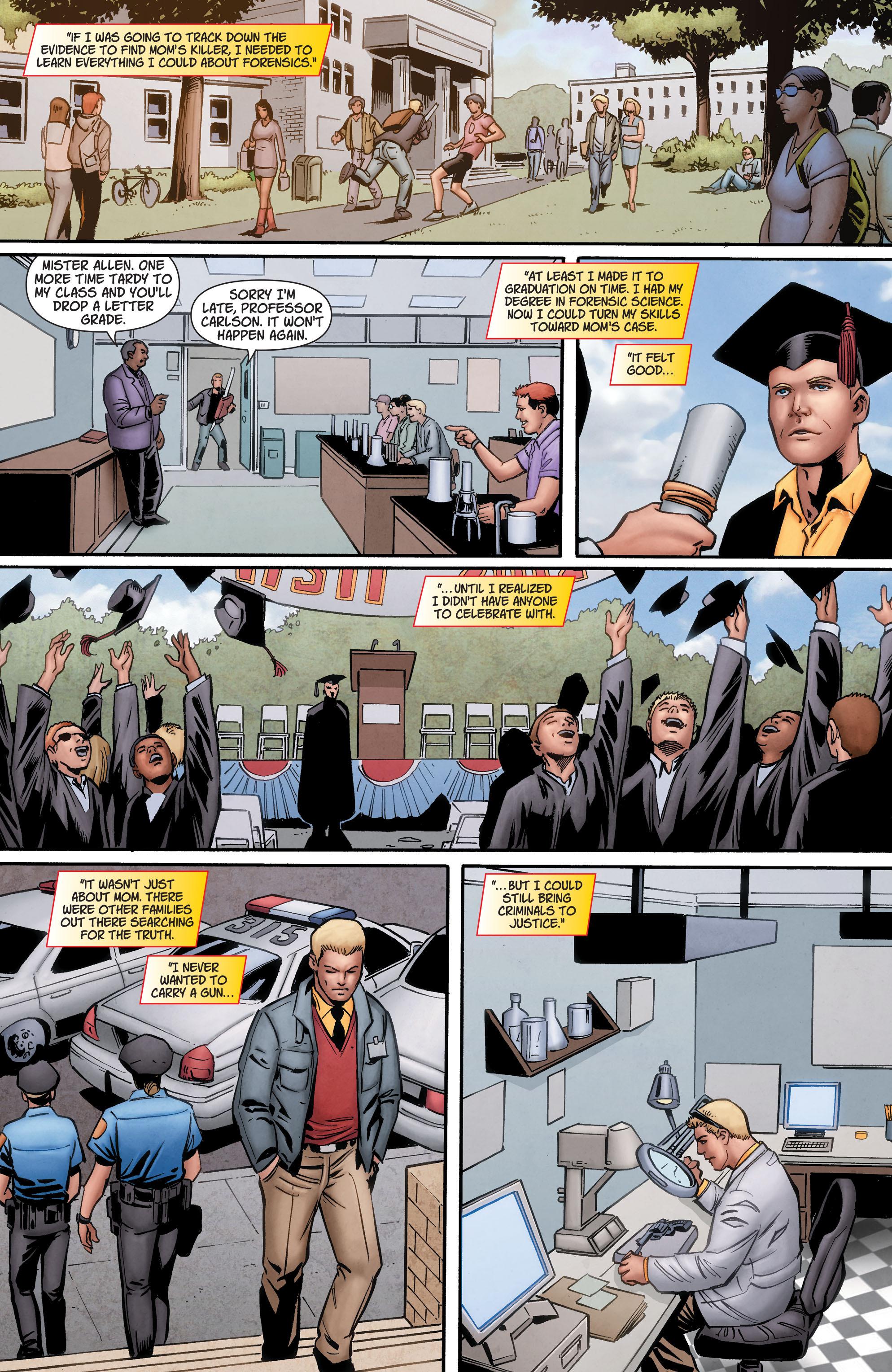 Read online Secret Origins (2014) comic -  Issue #7 - 5
