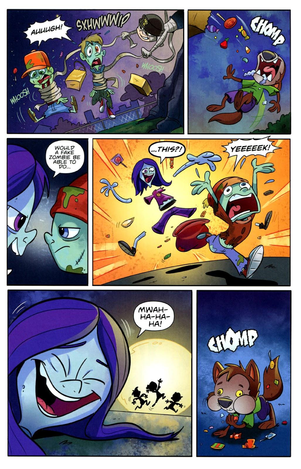 Read online Casper's Scare School comic -  Issue #1 - 12