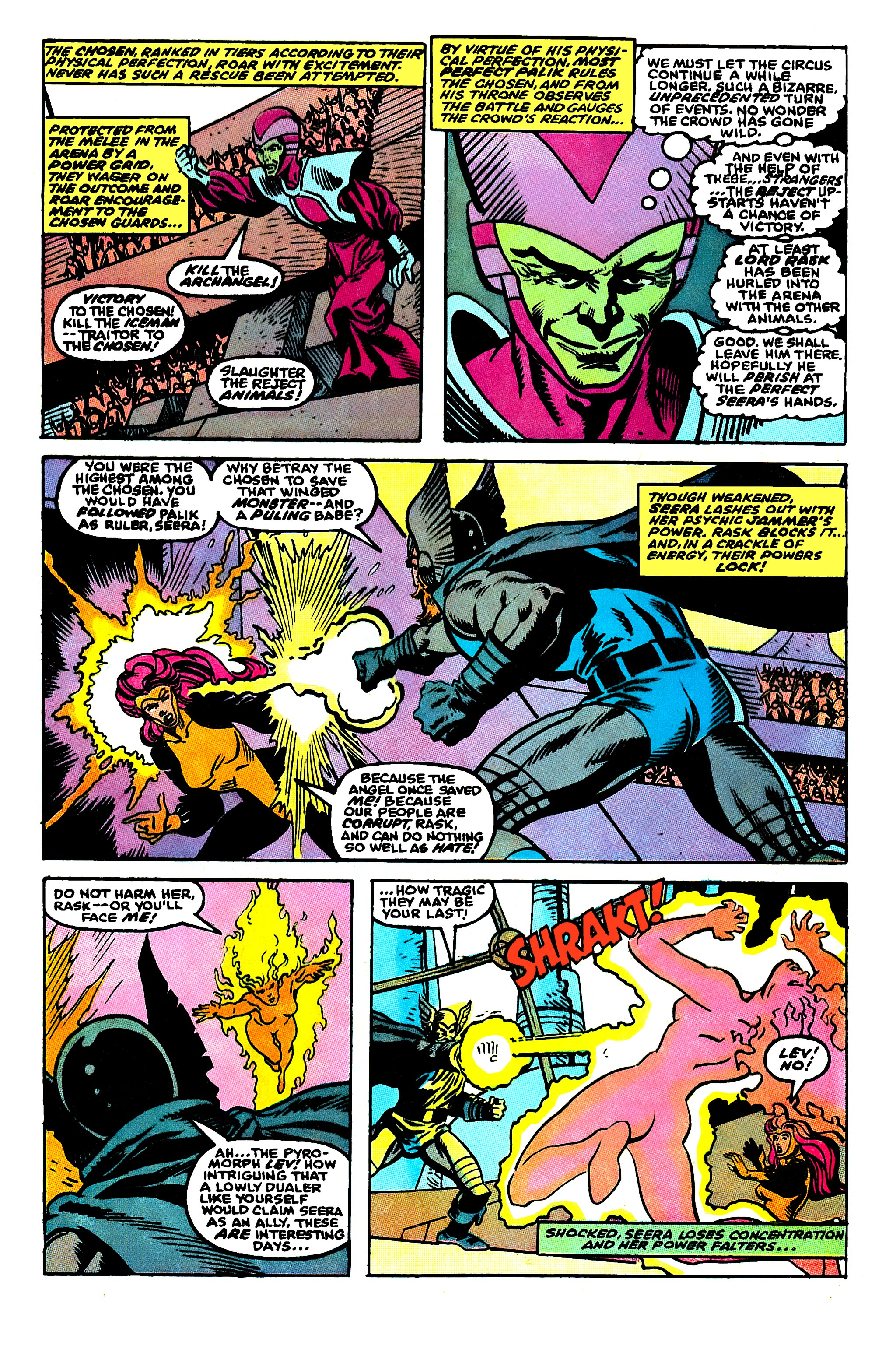 Read online X-Factor (1986) comic -  Issue #50 - 3
