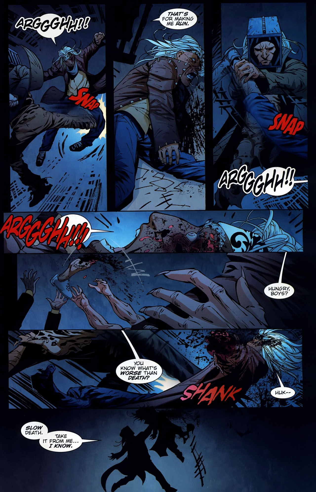 Read online Dead Romeo comic -  Issue #2 - 18