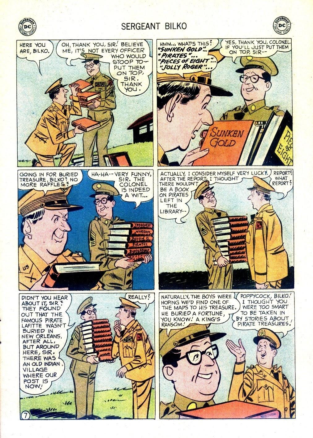 Sergeant Bilko issue 9 - Page 9