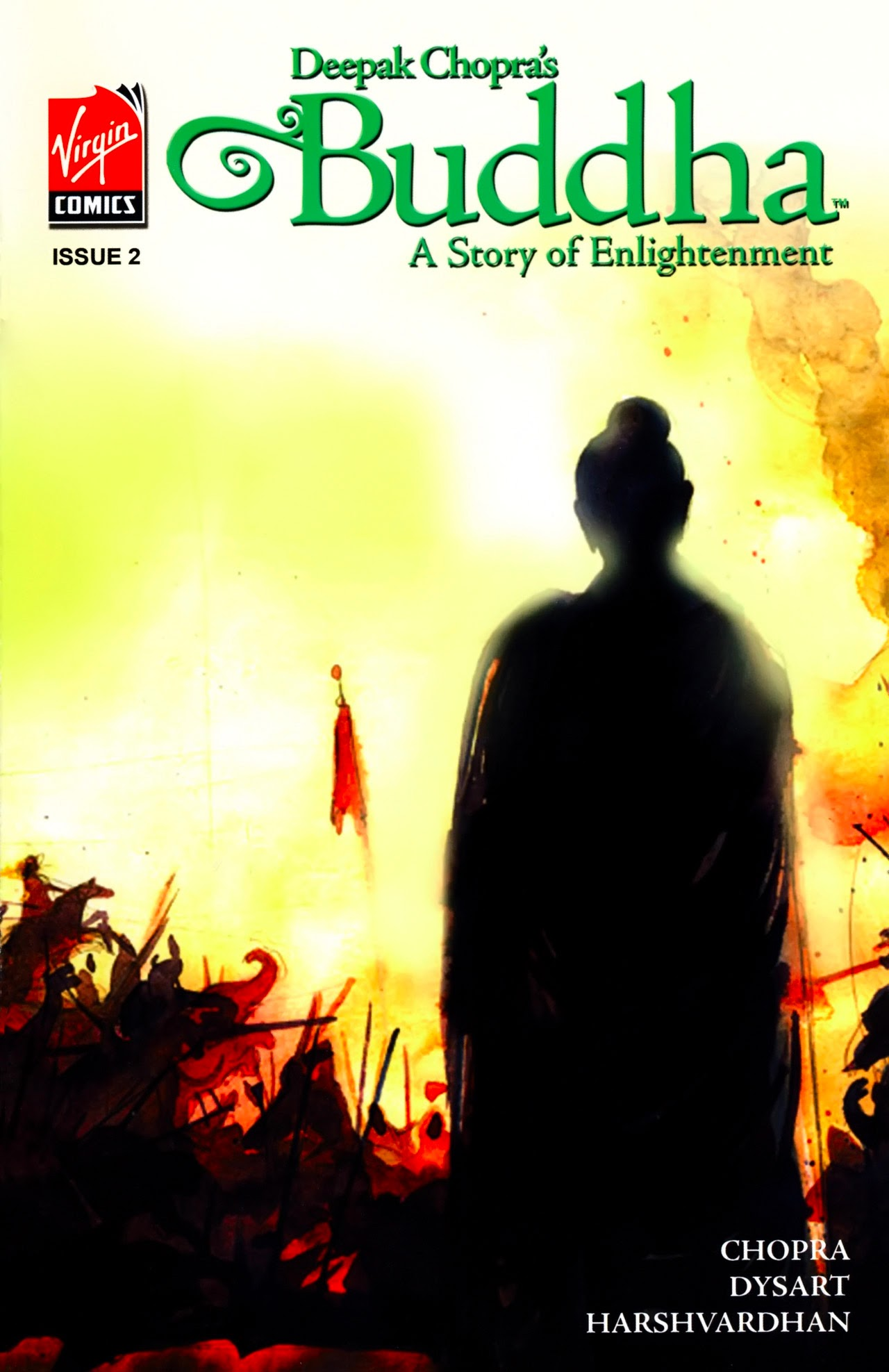 Deepak Chopras Buddha: A Story of Enlightenment issue 2 - Page 1