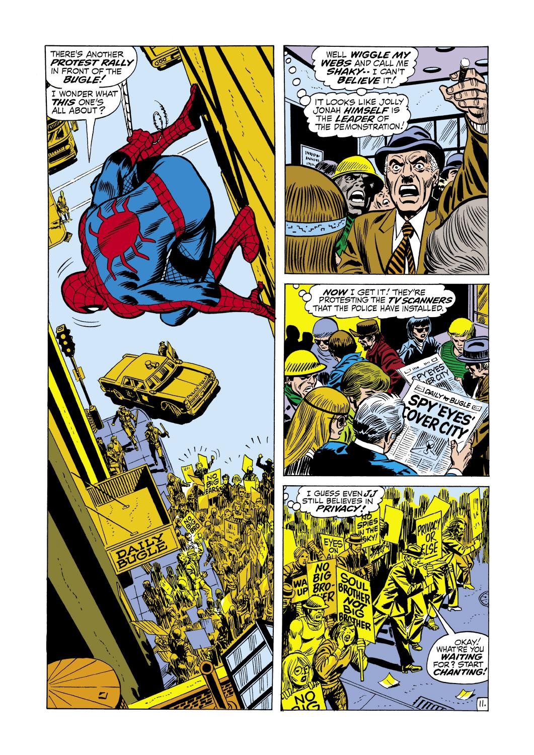 The Amazing Spider-Man (1963) 106 Page 11