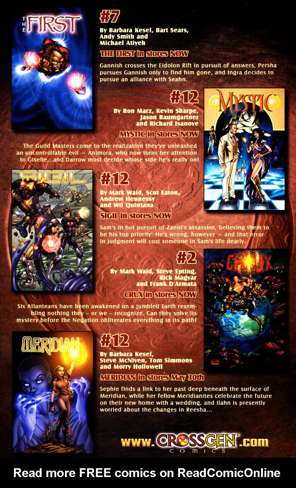 Read online Scion comic -  Issue #12 - 27