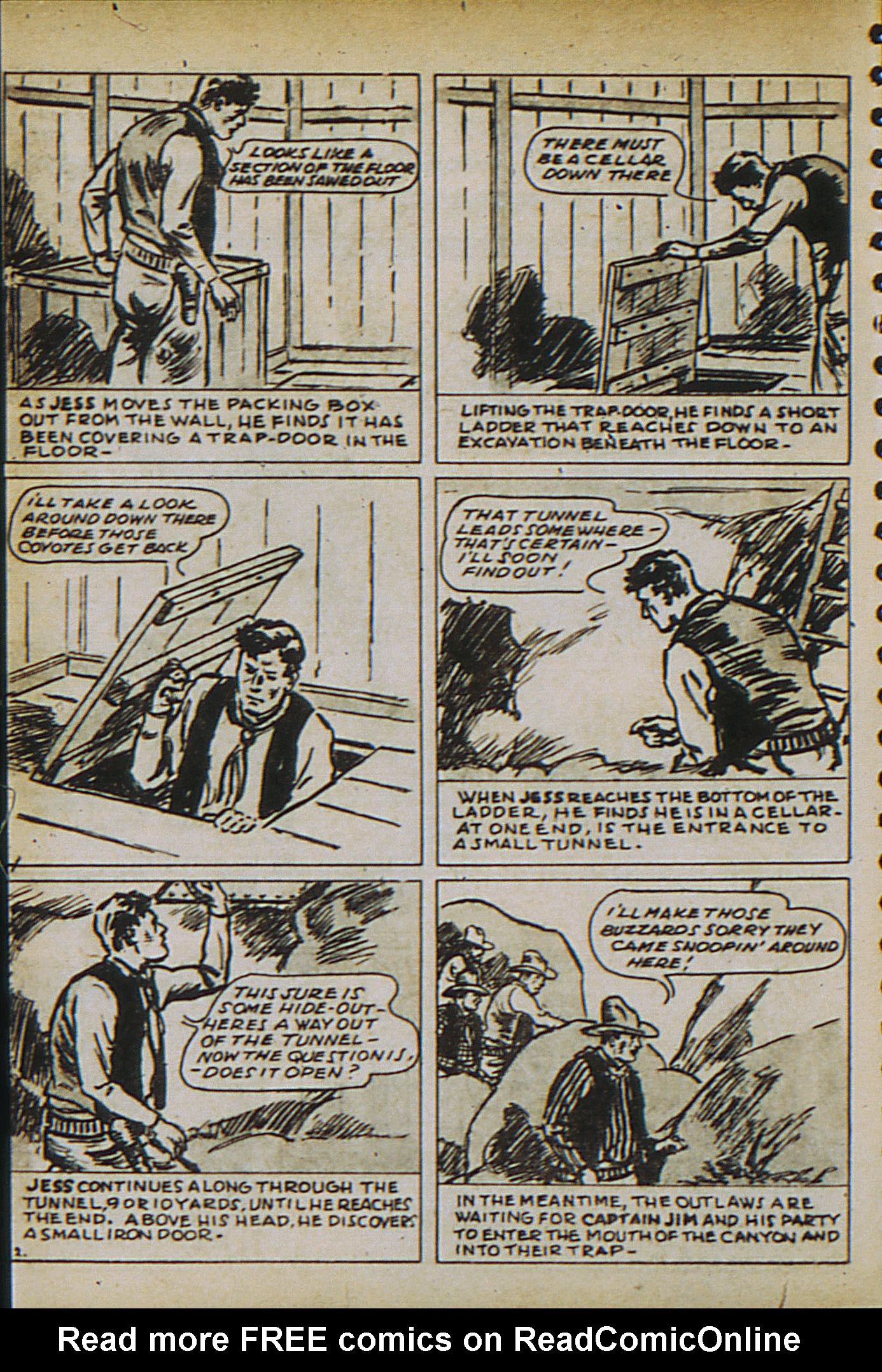 Read online Adventure Comics (1938) comic -  Issue #23 - 12
