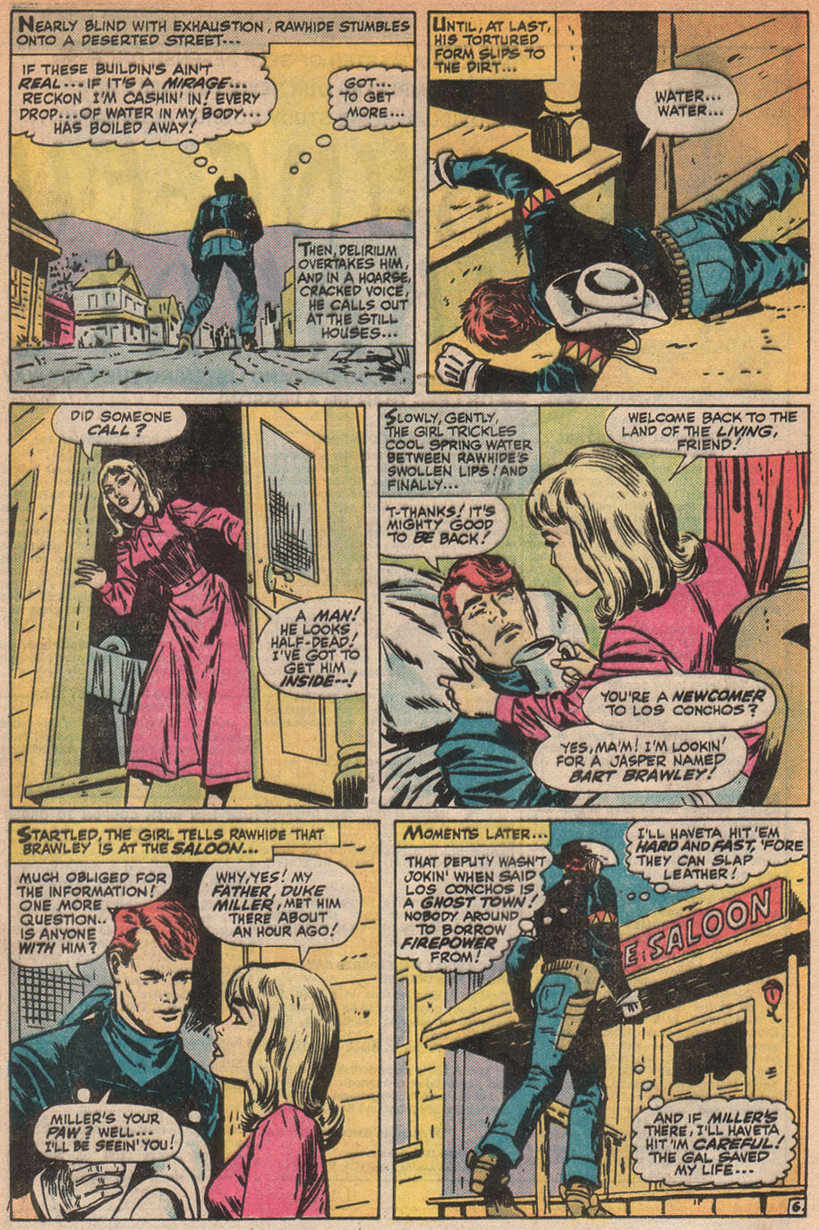 The Rawhide Kid (1955) issue 133 - Page 12