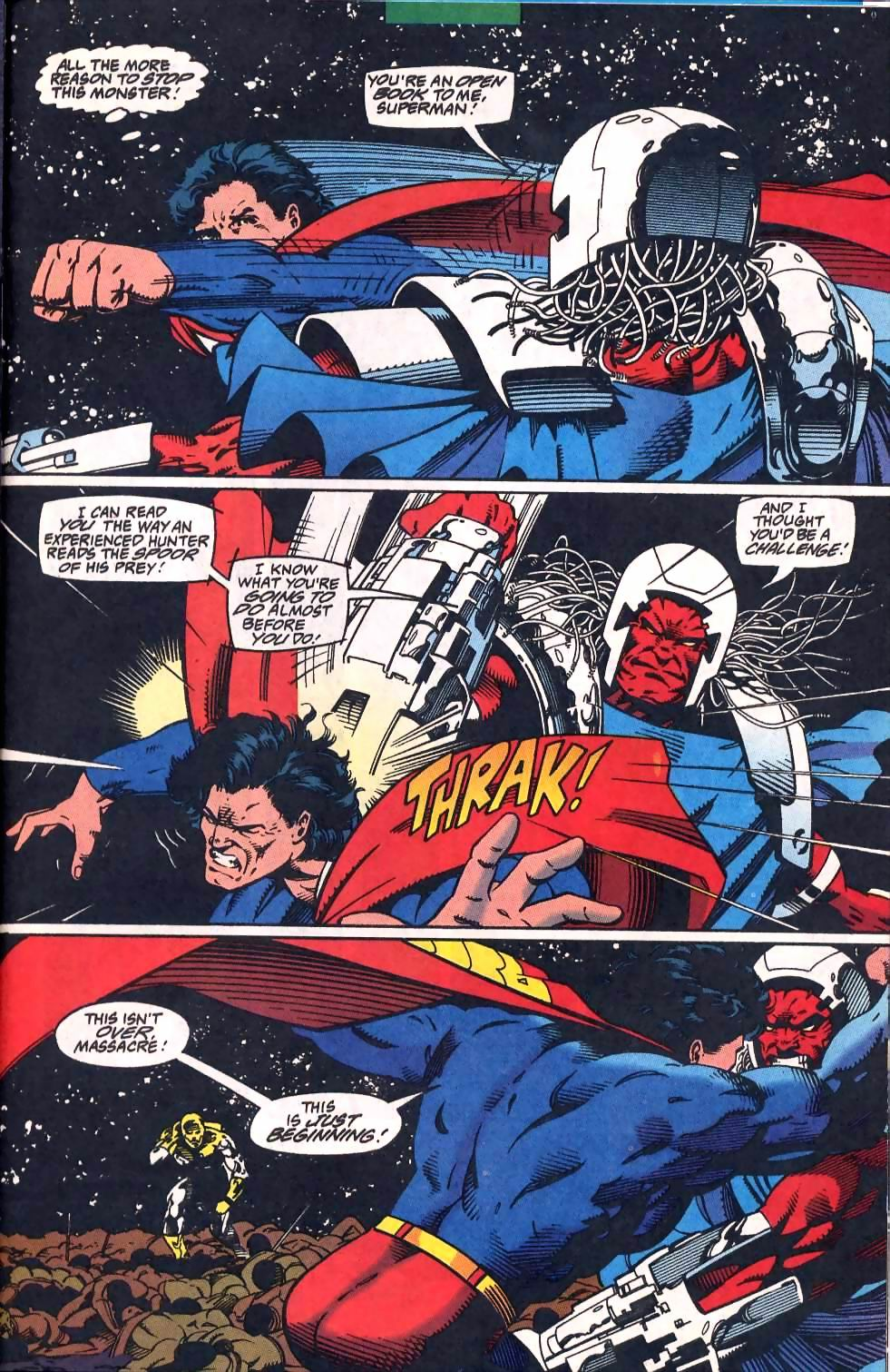 Read online Adventures of Superman (1987) comic -  Issue #509 - 19