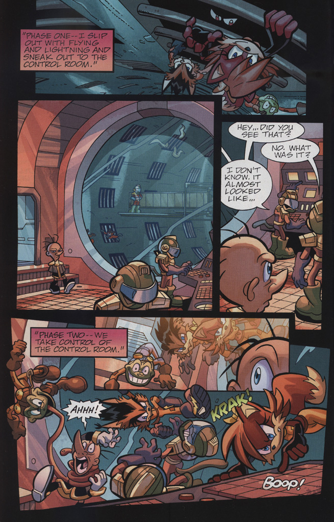 Read online Sonic Universe comic -  Issue #31 - 28