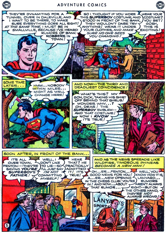 Read online Adventure Comics (1938) comic -  Issue #163 - 7