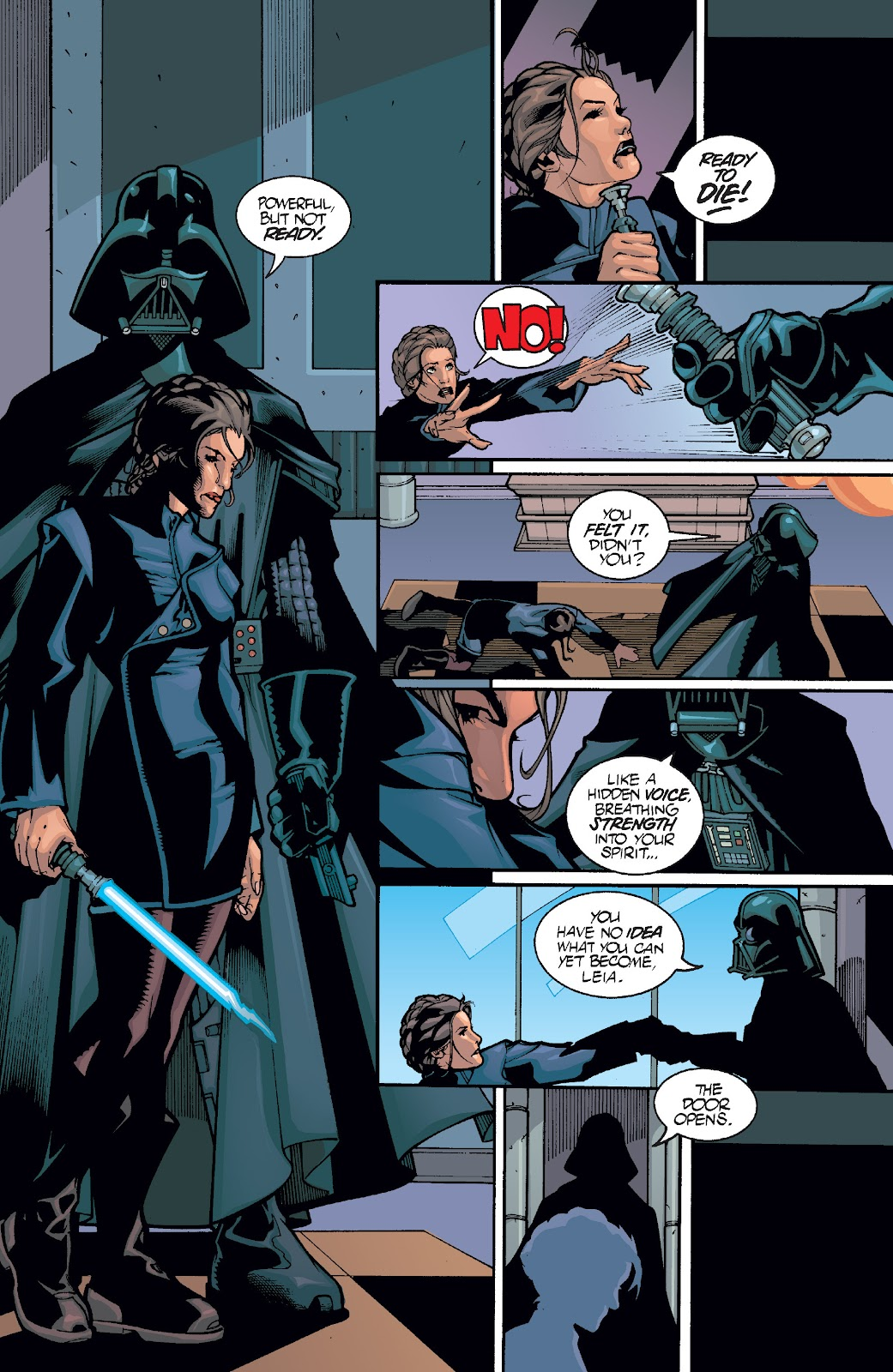 Read online Star Wars Legends: Infinities - Epic Collection comic -  Issue # TPB (Part 1) - 44