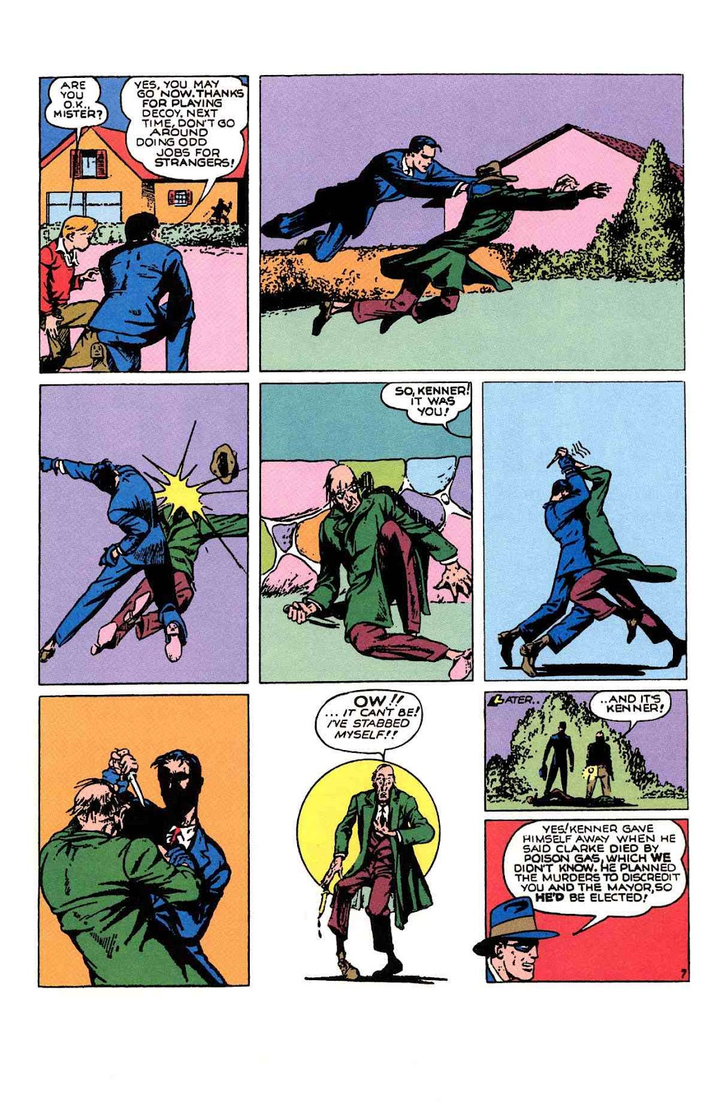 Read online Will Eisner's The Spirit Archives comic -  Issue # TPB 1 (Part 2) - 34