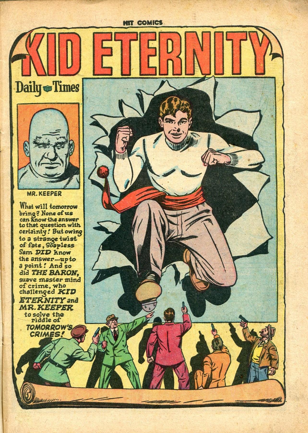 Read online Hit Comics comic -  Issue #59 - 3
