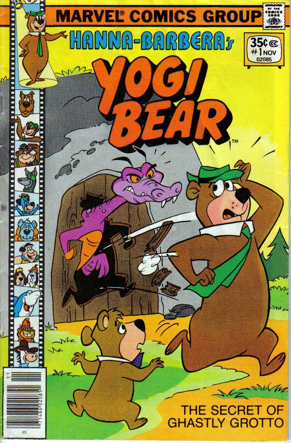 Yogi Bear (1977) issue 1 - Page 1