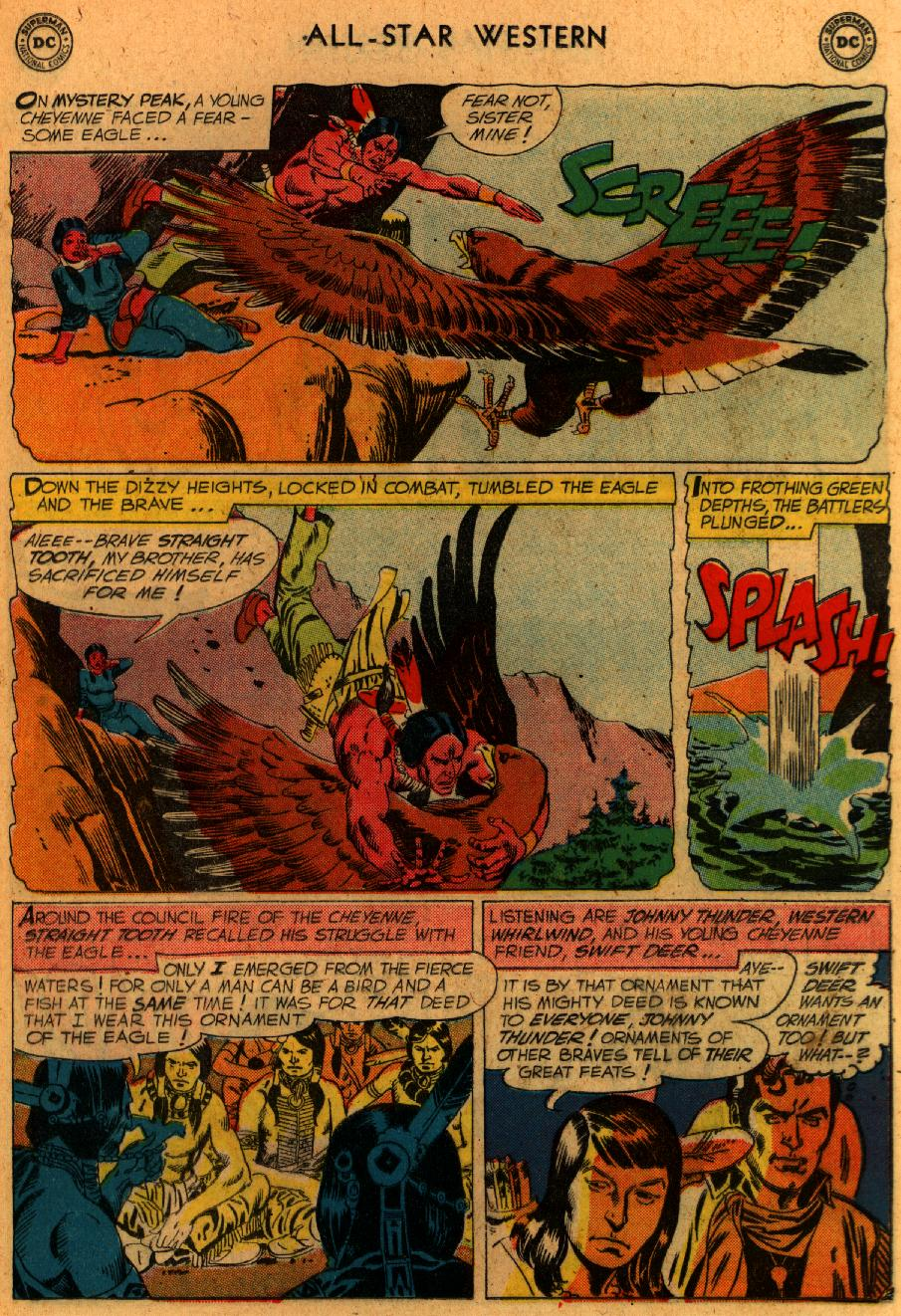Read online All-Star Western (1951) comic -  Issue #102 - 25