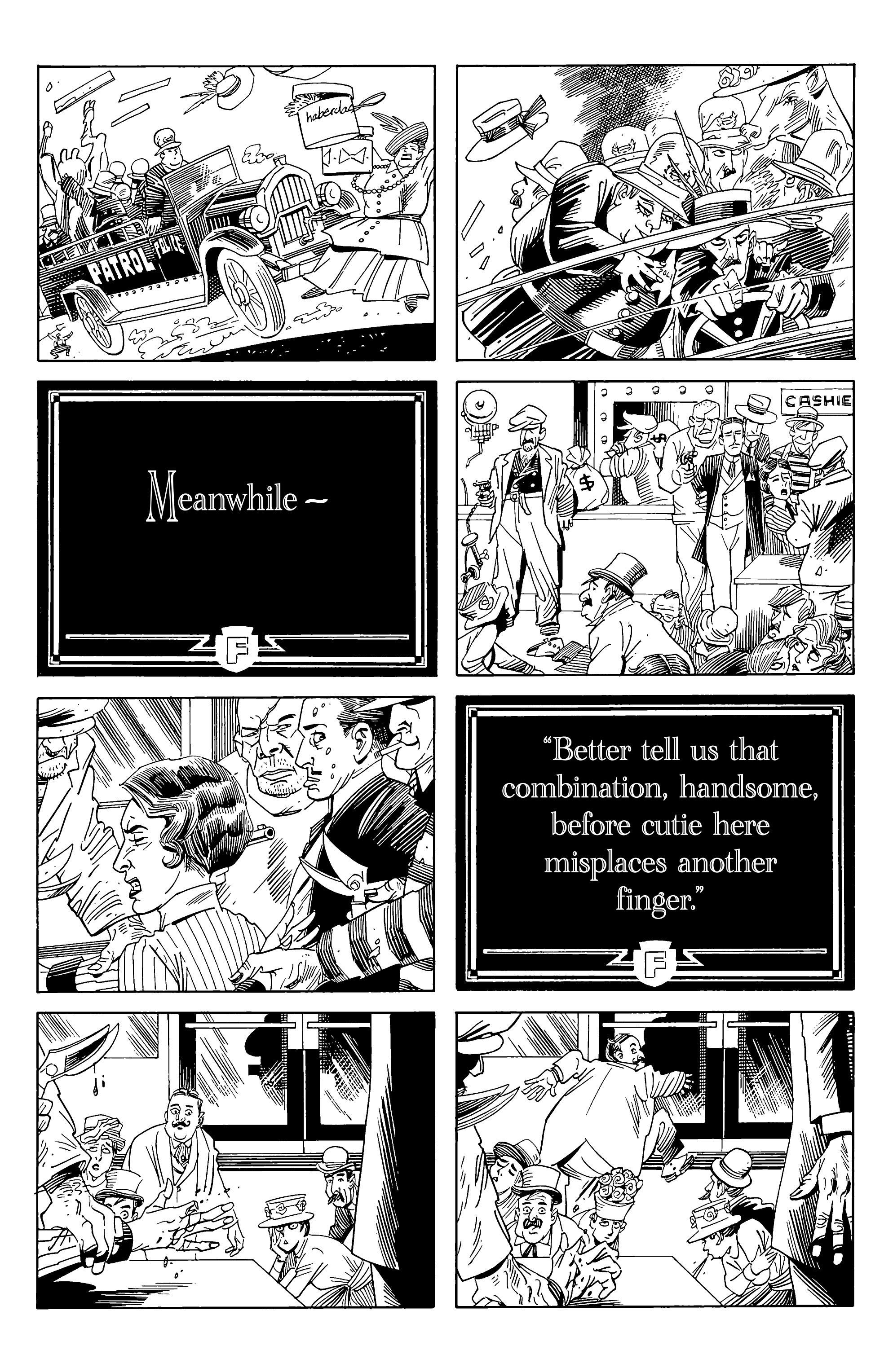 Read online Alan Moore's Cinema Purgatorio comic -  Issue #1 - 7