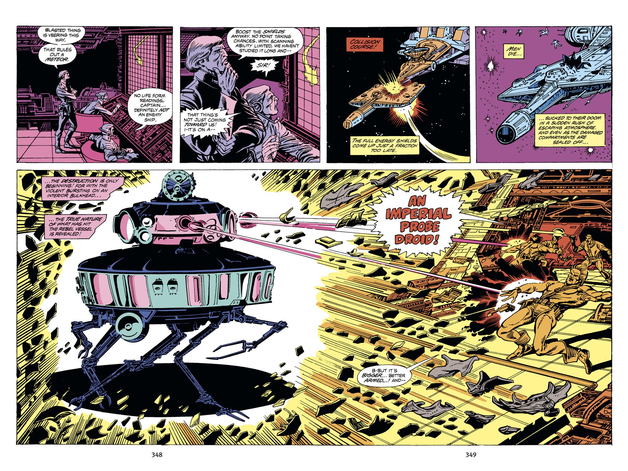 Read online Star Wars Omnibus comic -  Issue # Vol. 14 - 346