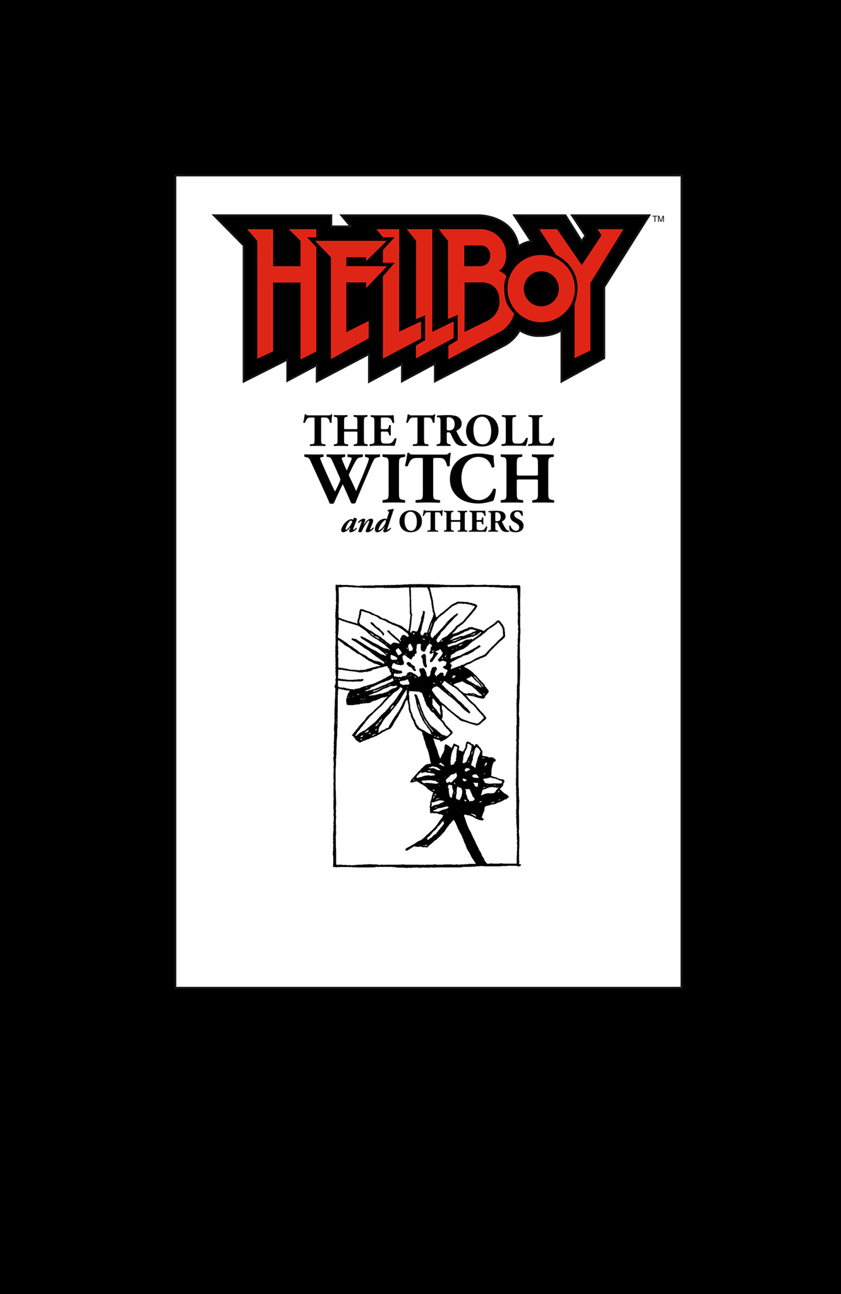 Read online Hellboy: The Troll Witch and Others comic -  Issue # TPB - 2