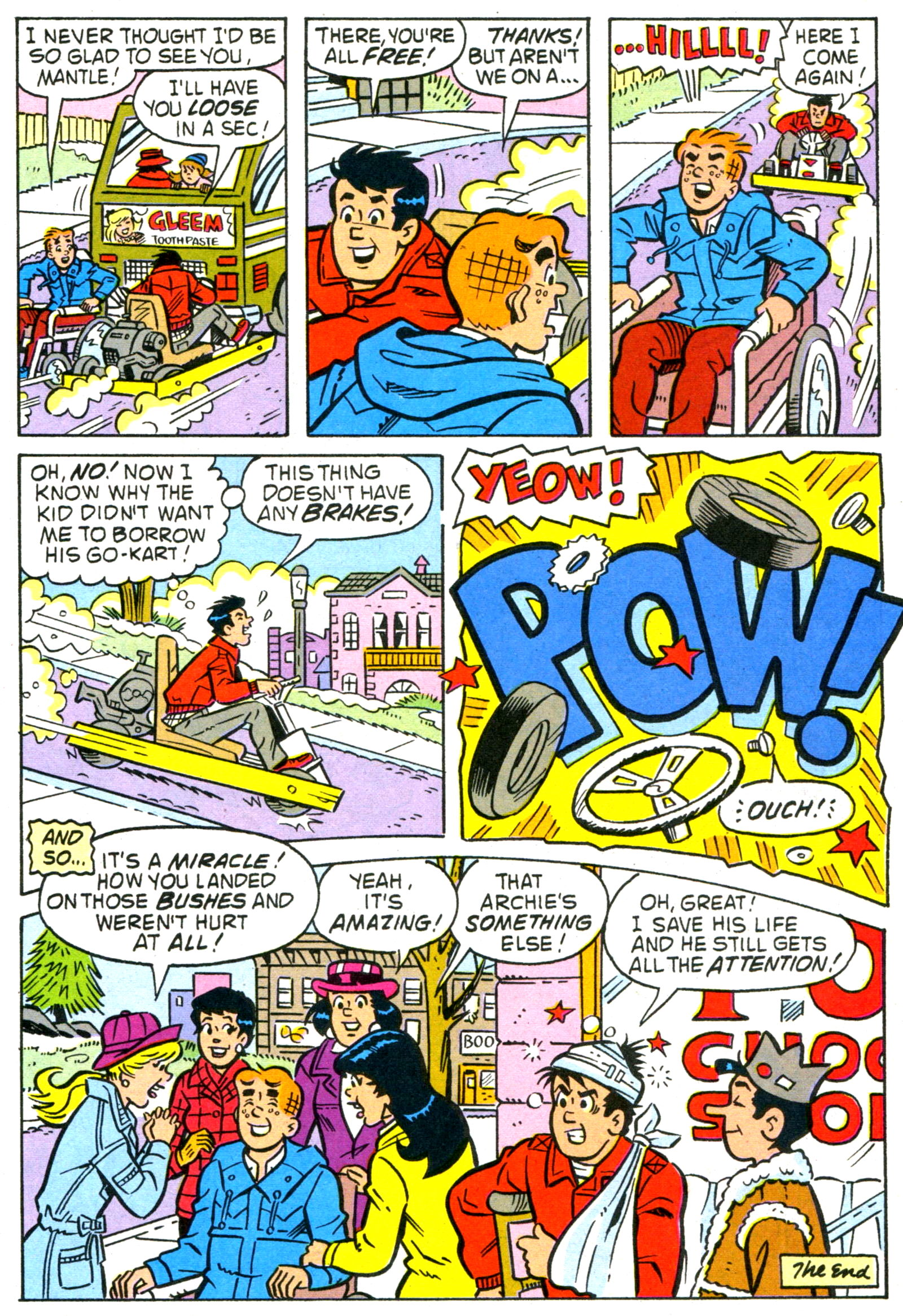 Read online World of Archie comic -  Issue #8 - 31