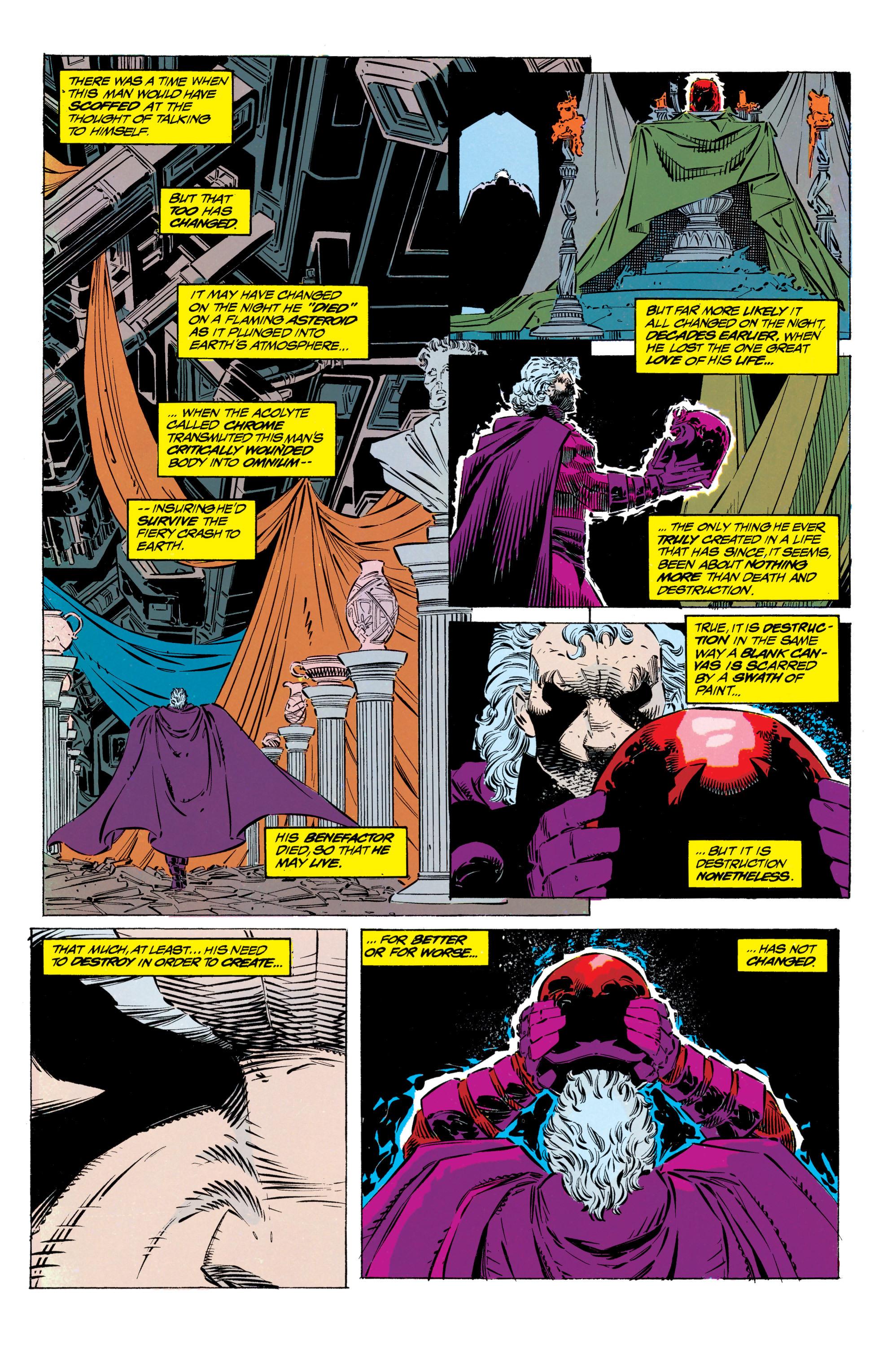 Read online Uncanny X-Men (1963) comic -  Issue #304 - 11