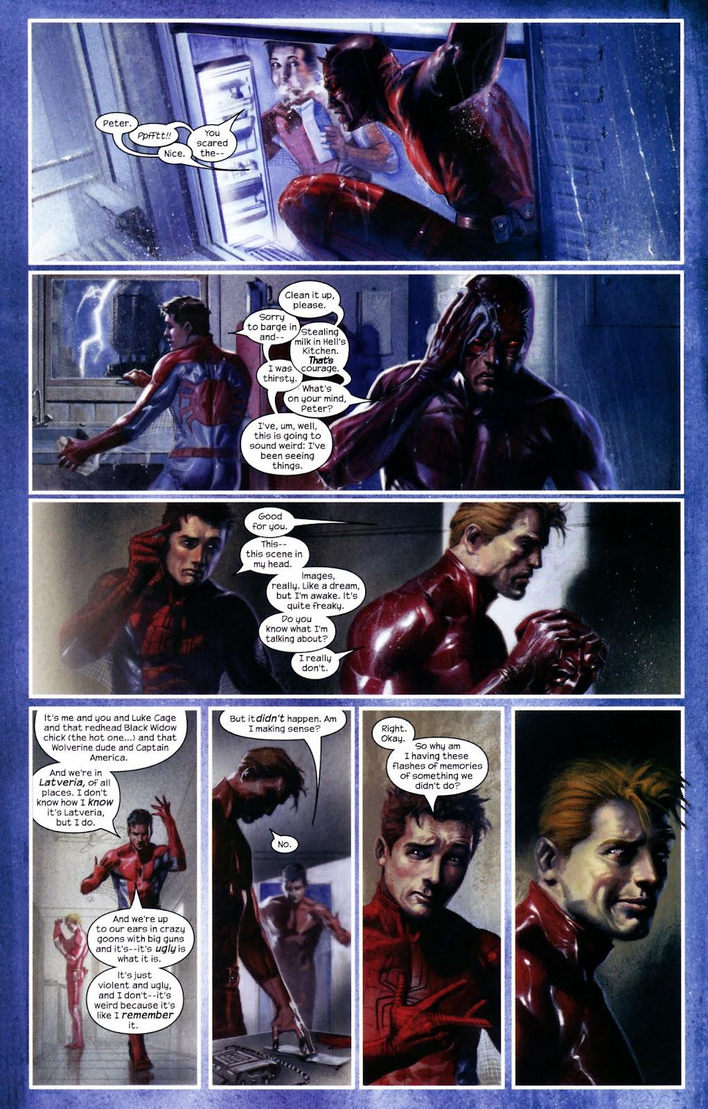 Read online Secret War comic -  Issue #3 - 10