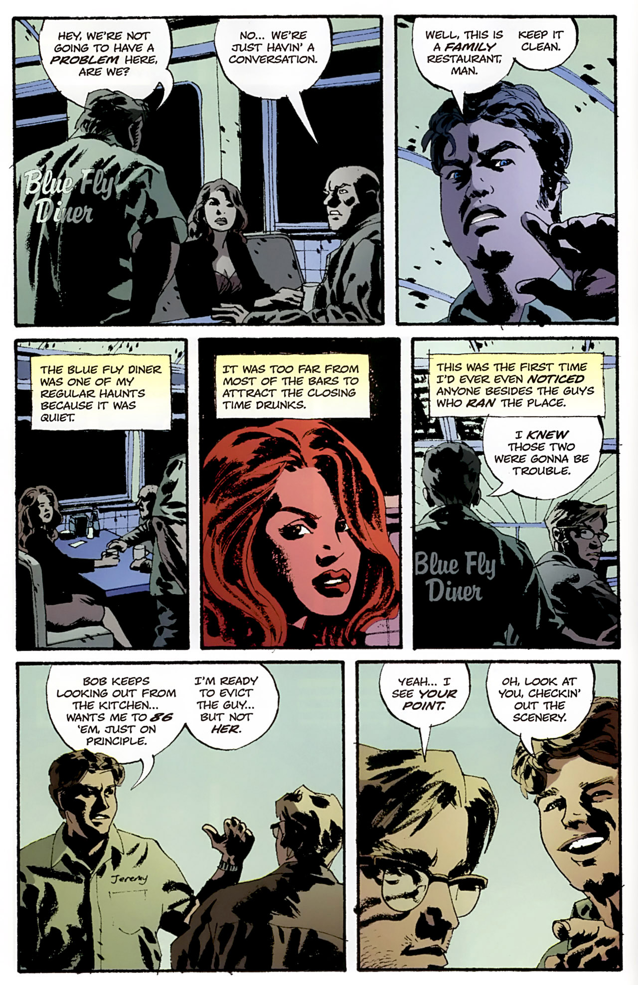 Read online Criminal (2008) comic -  Issue #4 - 10
