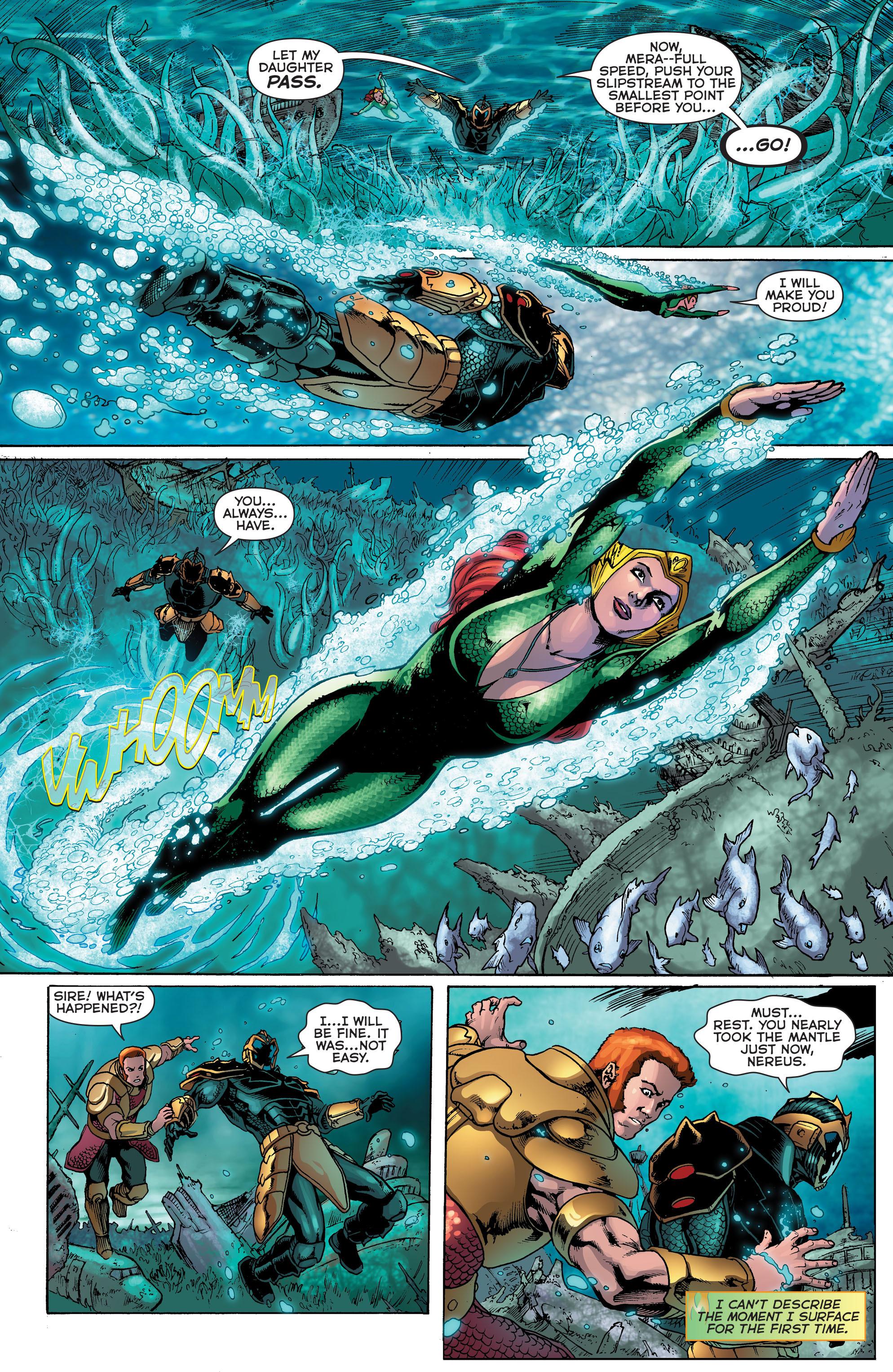 Read online Secret Origins (2014) comic -  Issue #5 - 30