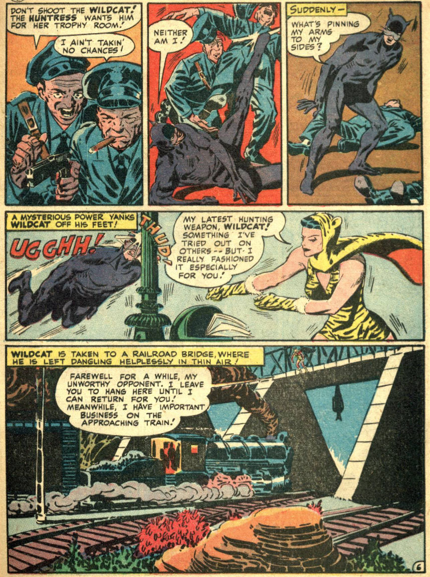 Read online Sensation (Mystery) Comics comic -  Issue #69 - 49