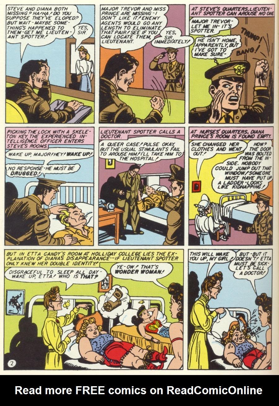 Read online Sensation (Mystery) Comics comic -  Issue #11 - 4