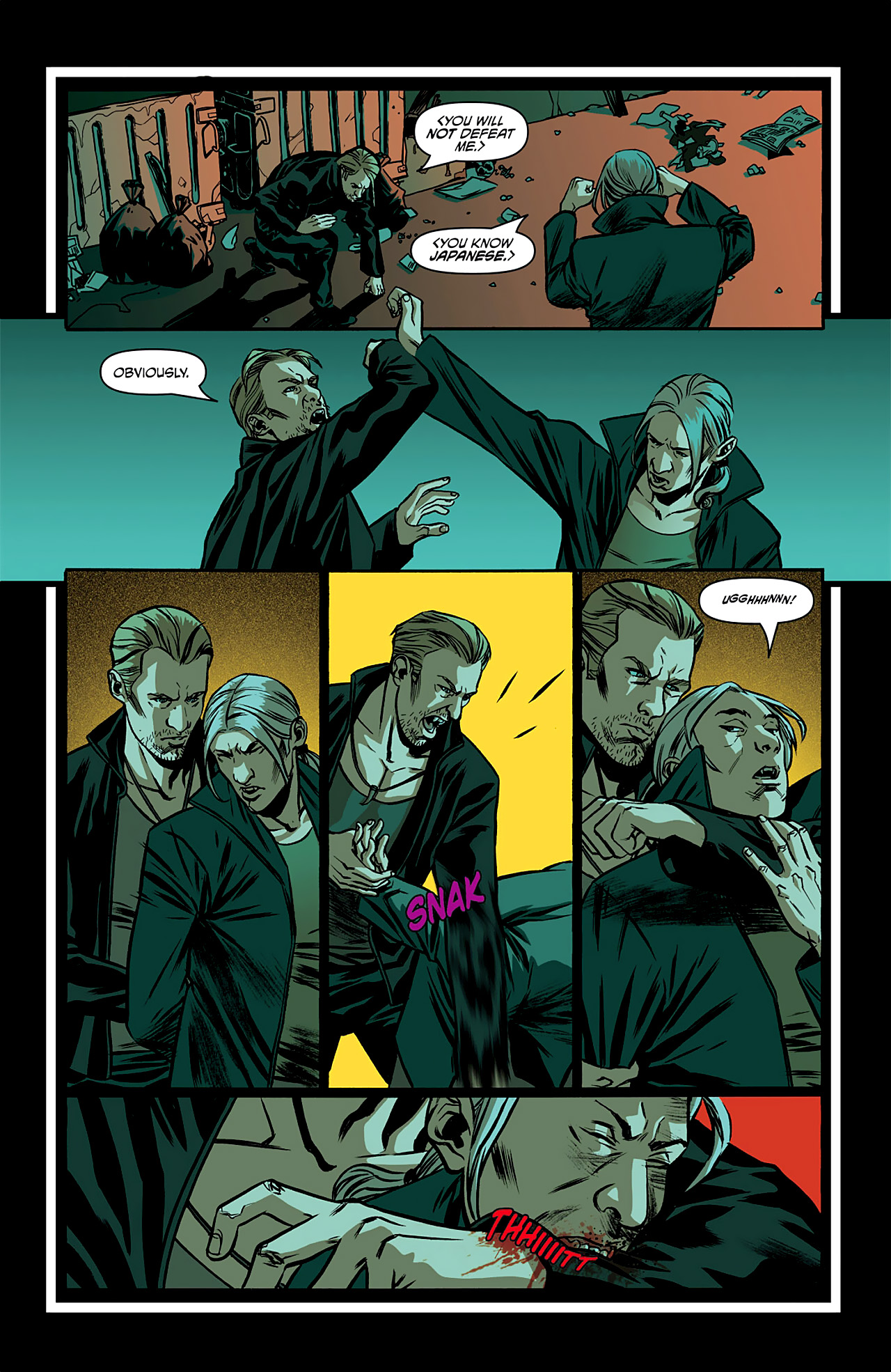 Read online True Blood: French Quarter comic -  Issue #2 - 16