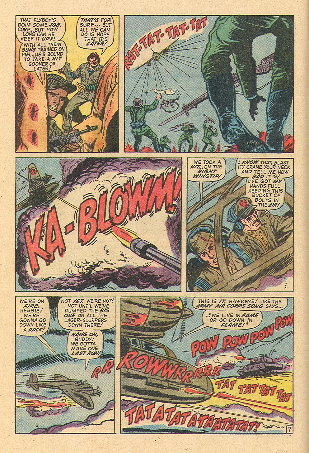 Read online Sgt. Fury comic -  Issue #97 - 12