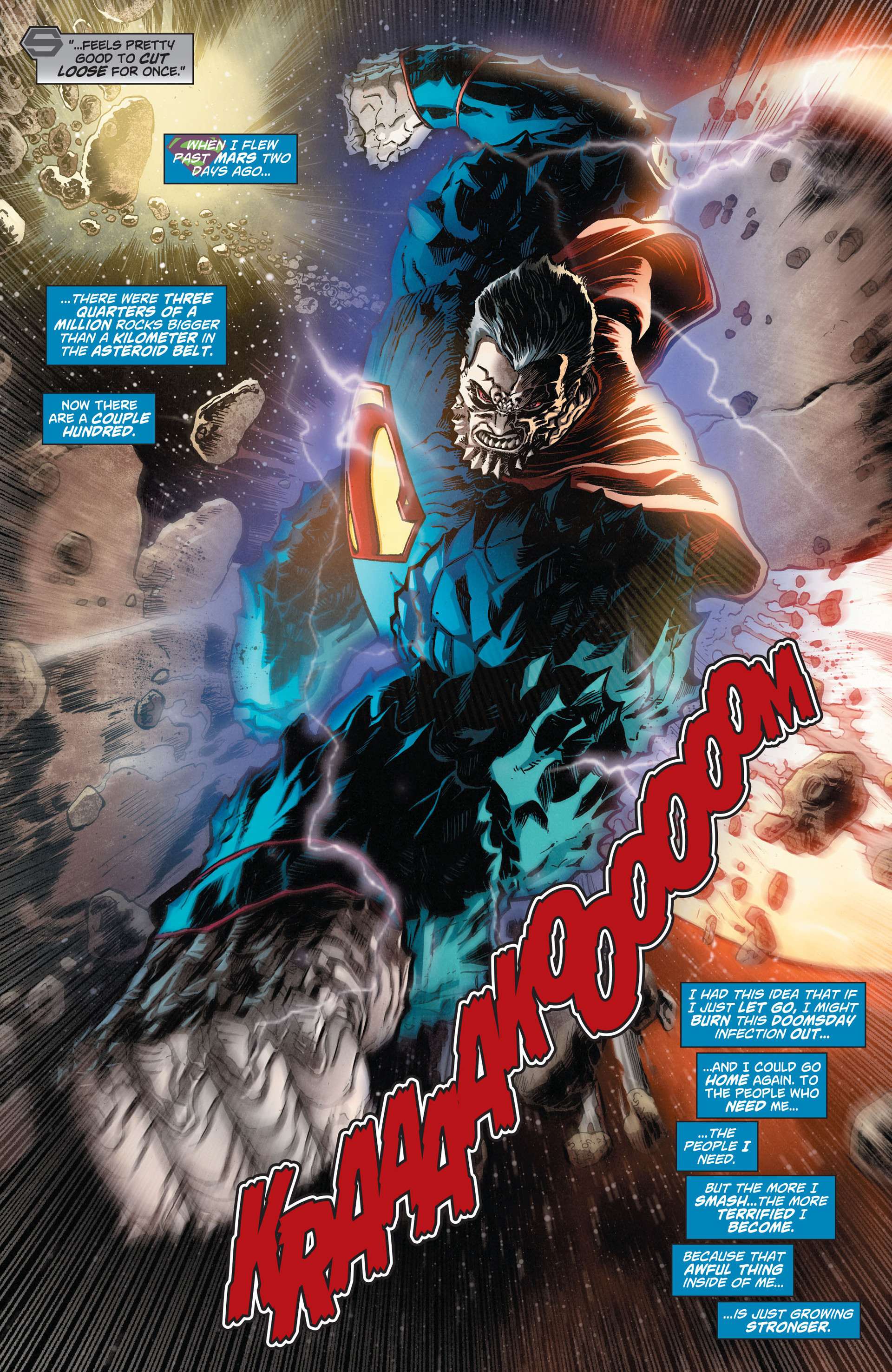 Read online Action Comics (2011) comic -  Issue #33 - 7