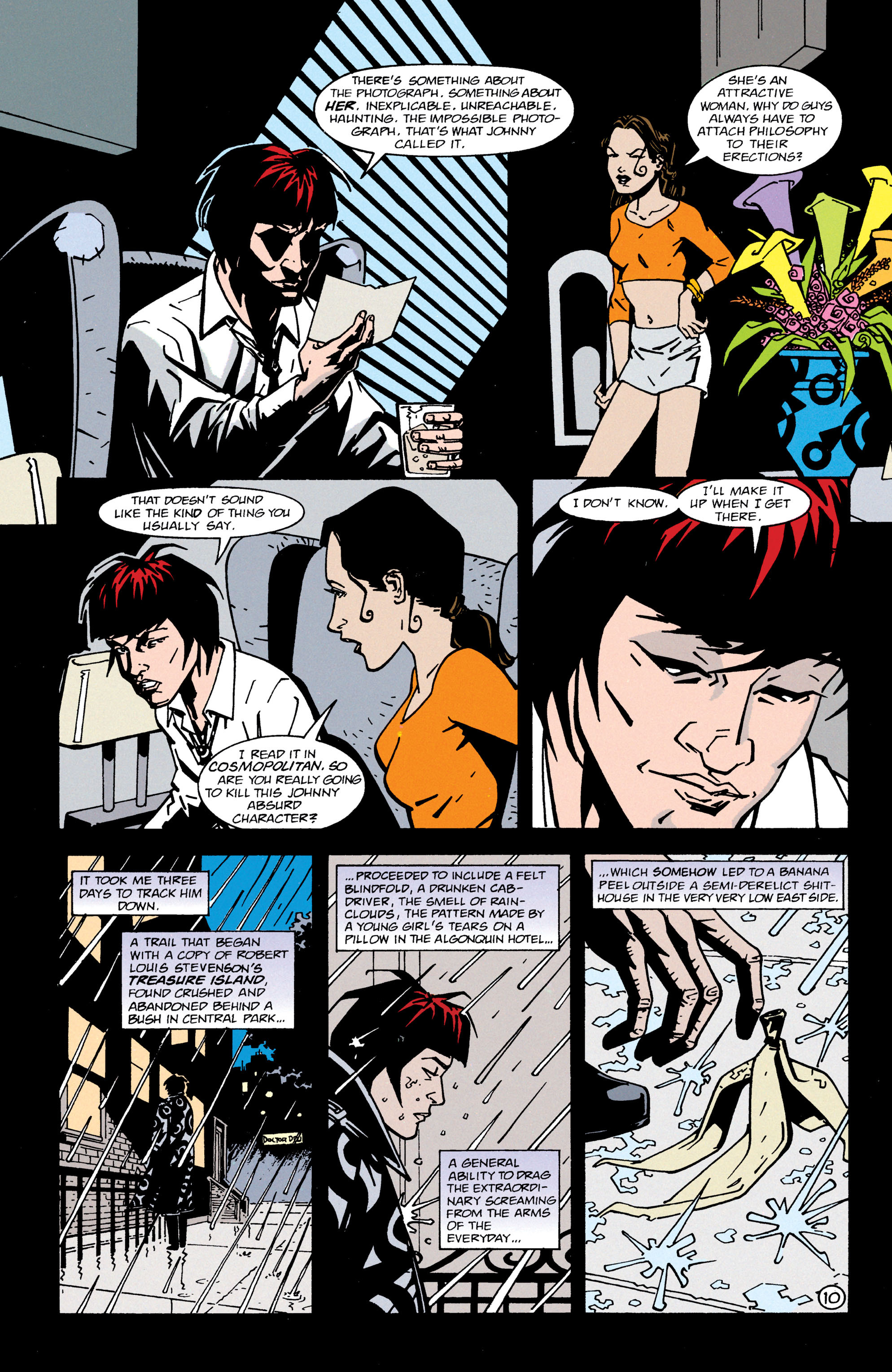 Read online Shade, the Changing Man comic -  Issue #65 - 11
