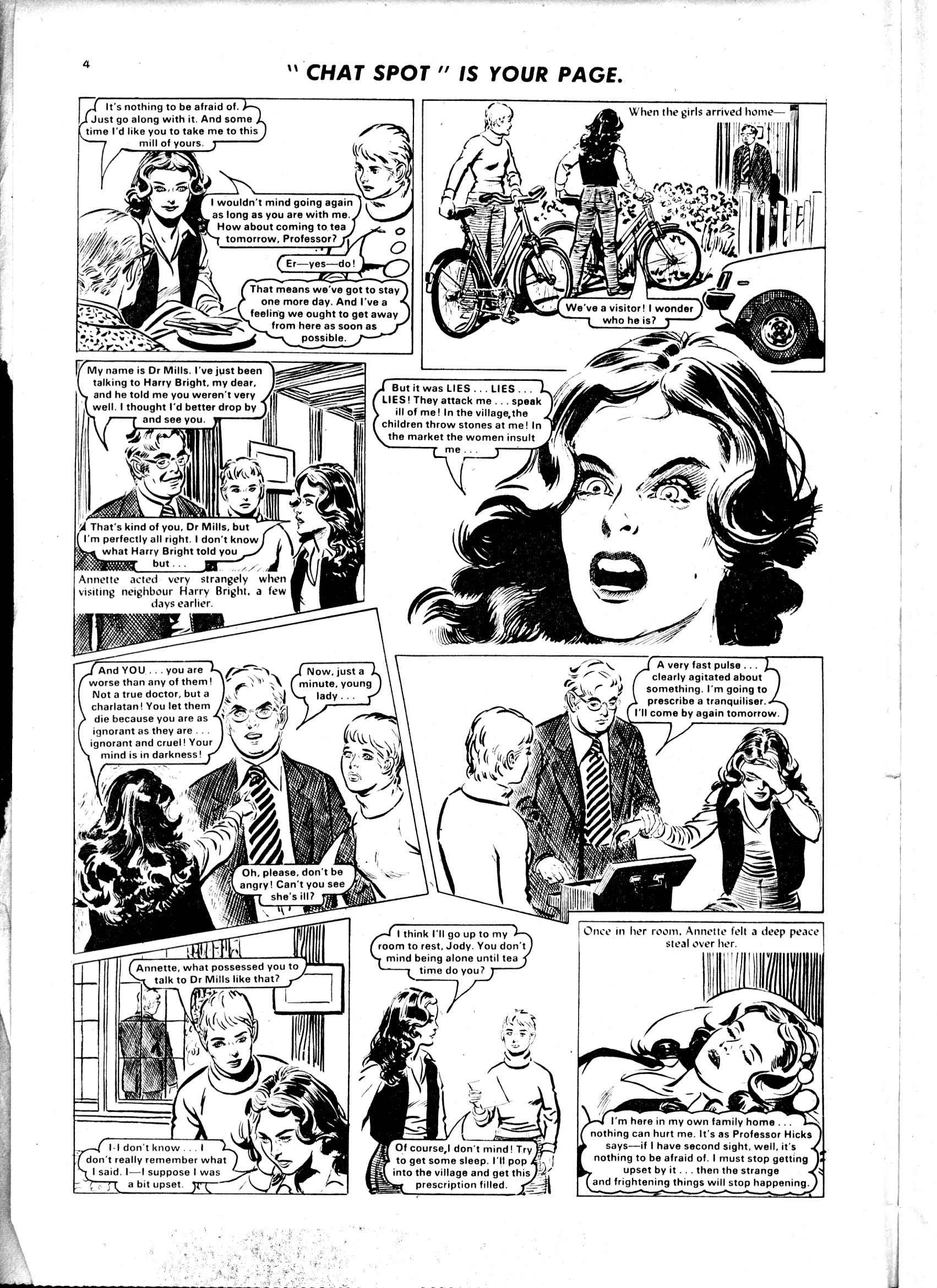 Read online Judy comic -  Issue #984 - 4