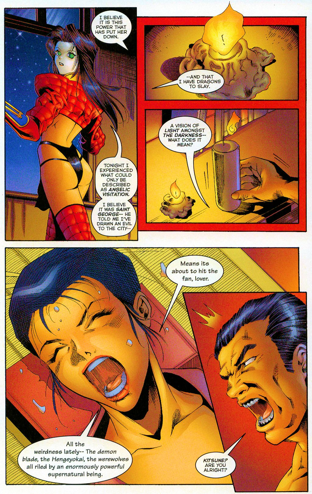 Read online Shi: The Series comic -  Issue #12 - 20