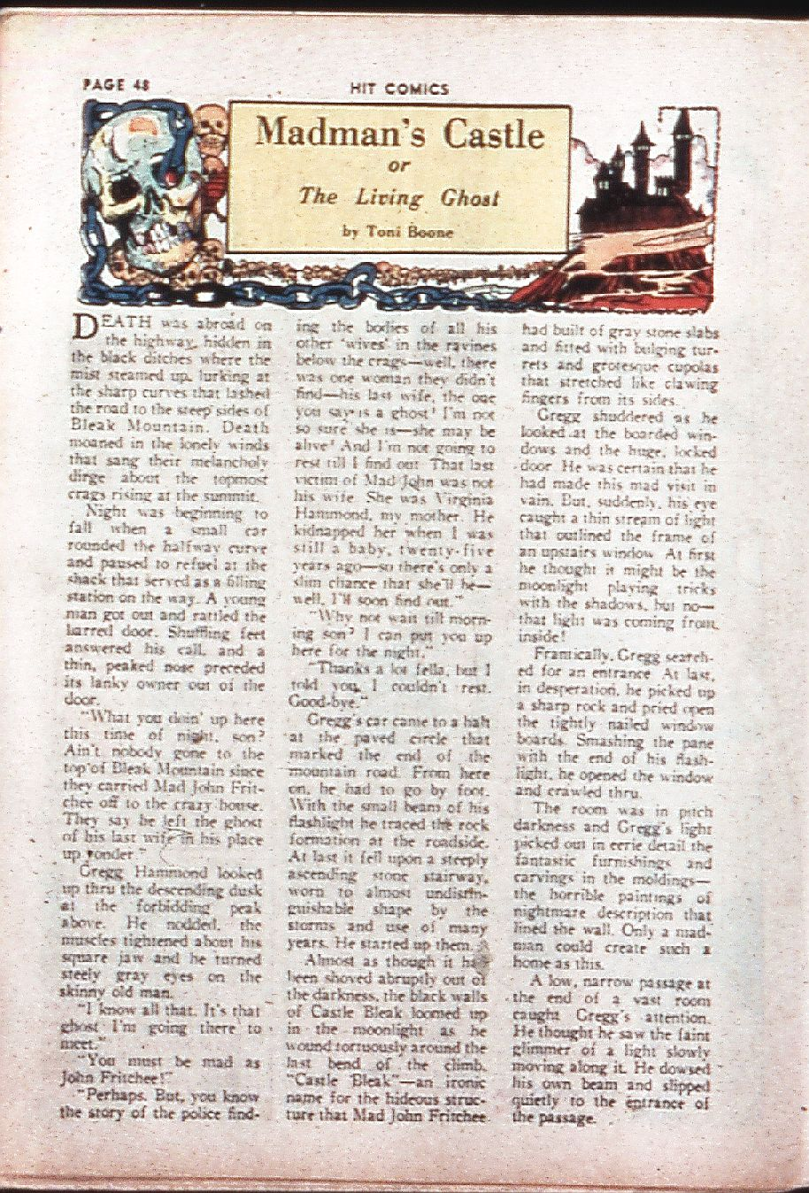 Read online Hit Comics comic -  Issue #4 - 50