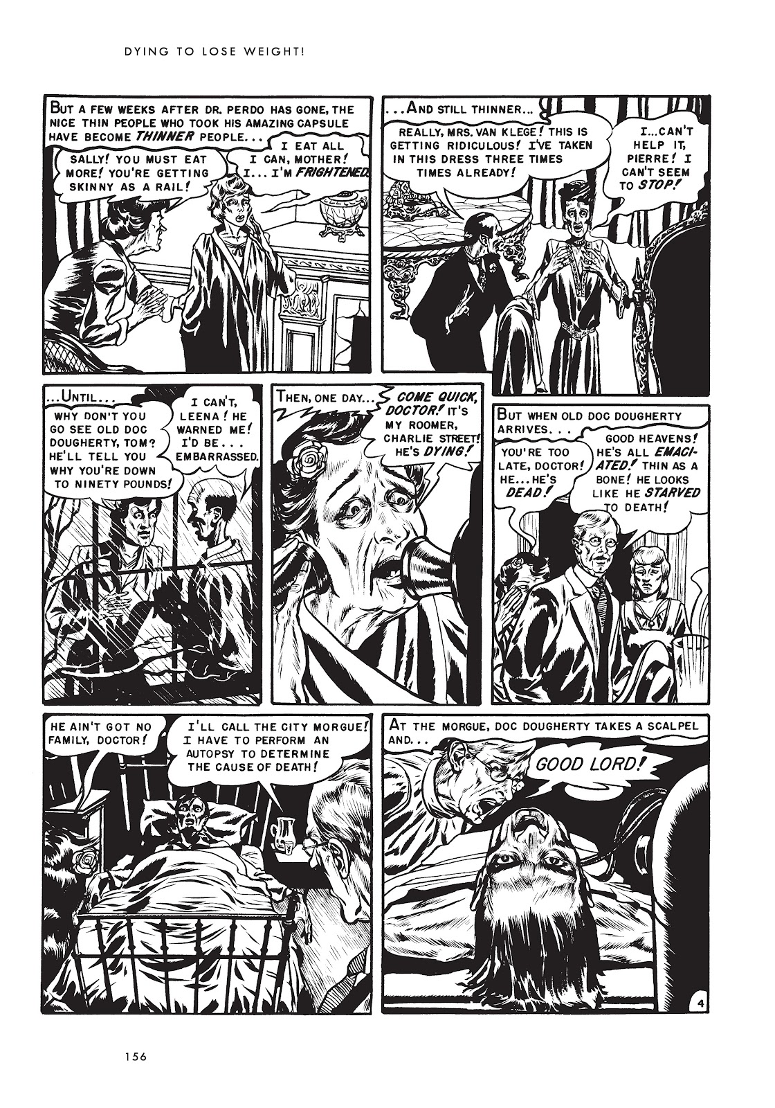 Read online Doctor of Horror and Other Stories comic -  Issue # TPB (Part 2) - 72