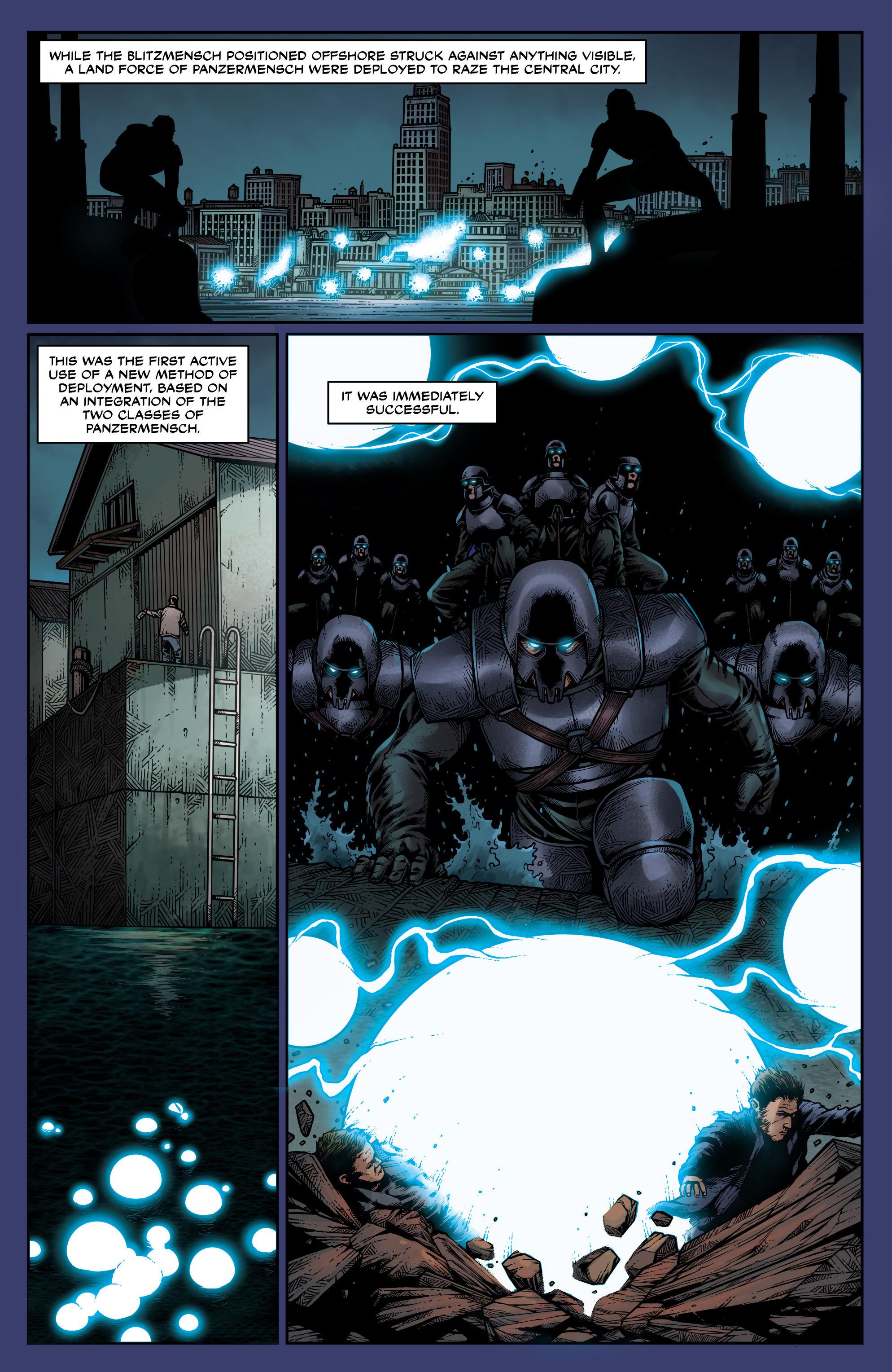 Read online Uber: Invasion comic -  Issue #1 - 16
